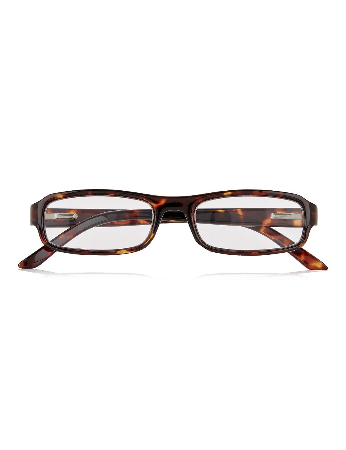 M&S Collection Rectangular Frame Reading Glasses