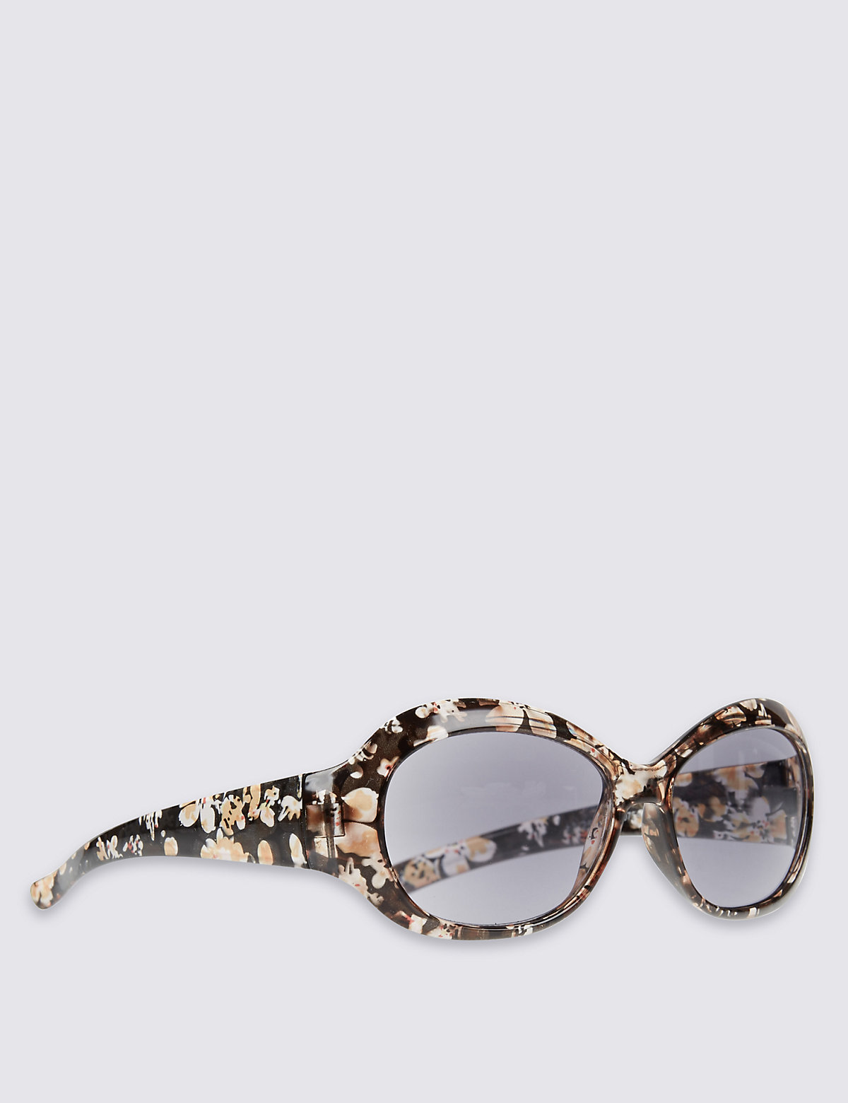 M&S Collection Floral Print Reading Glasses