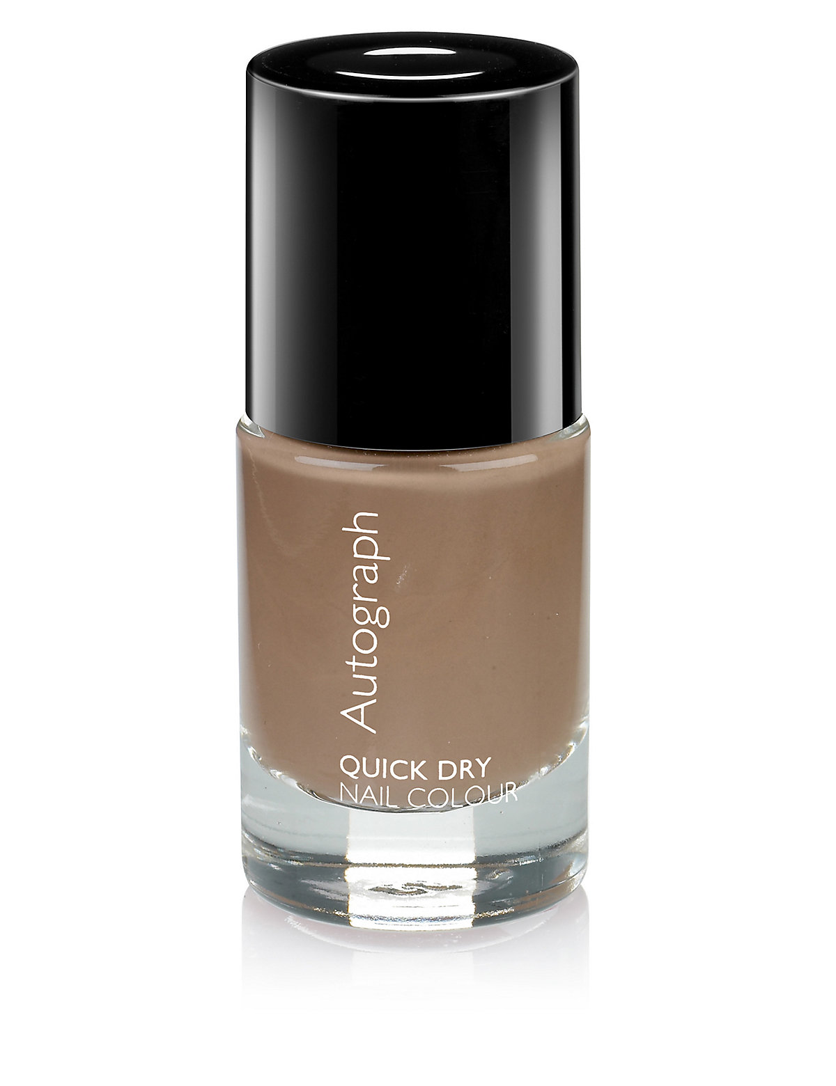 Nail Varnishes MS Autograph Nail Colour Quick Dry Brown