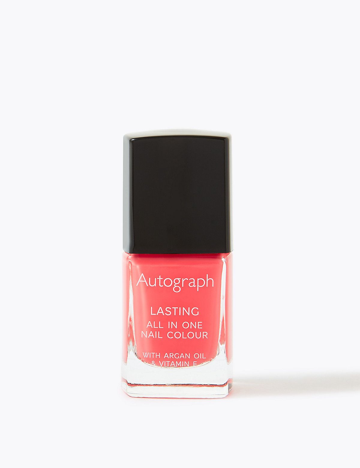 Image of Autograph All in One Nail Colour with Argan Oil 11ml
