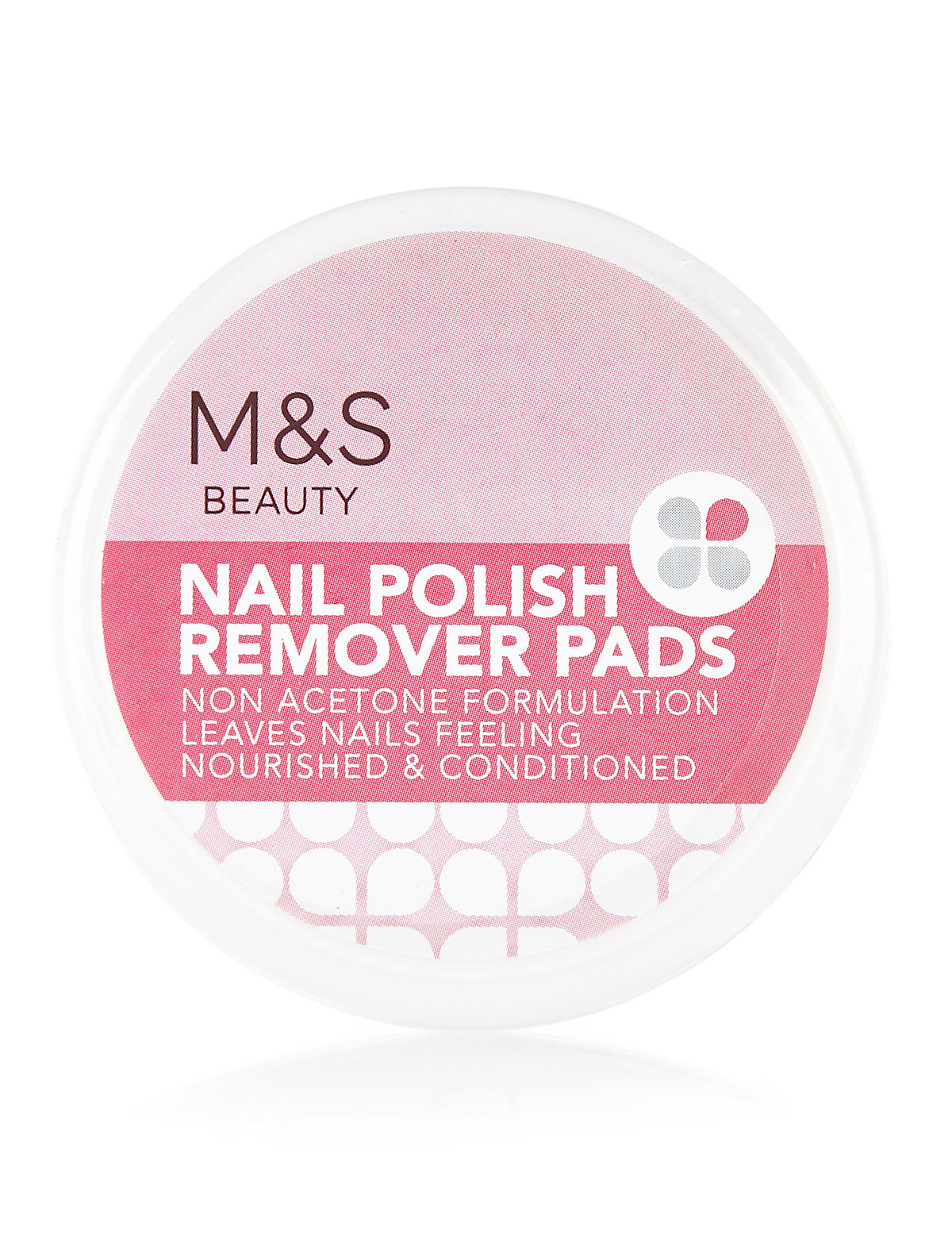 M&S Collection Nail Polish Remover Pads