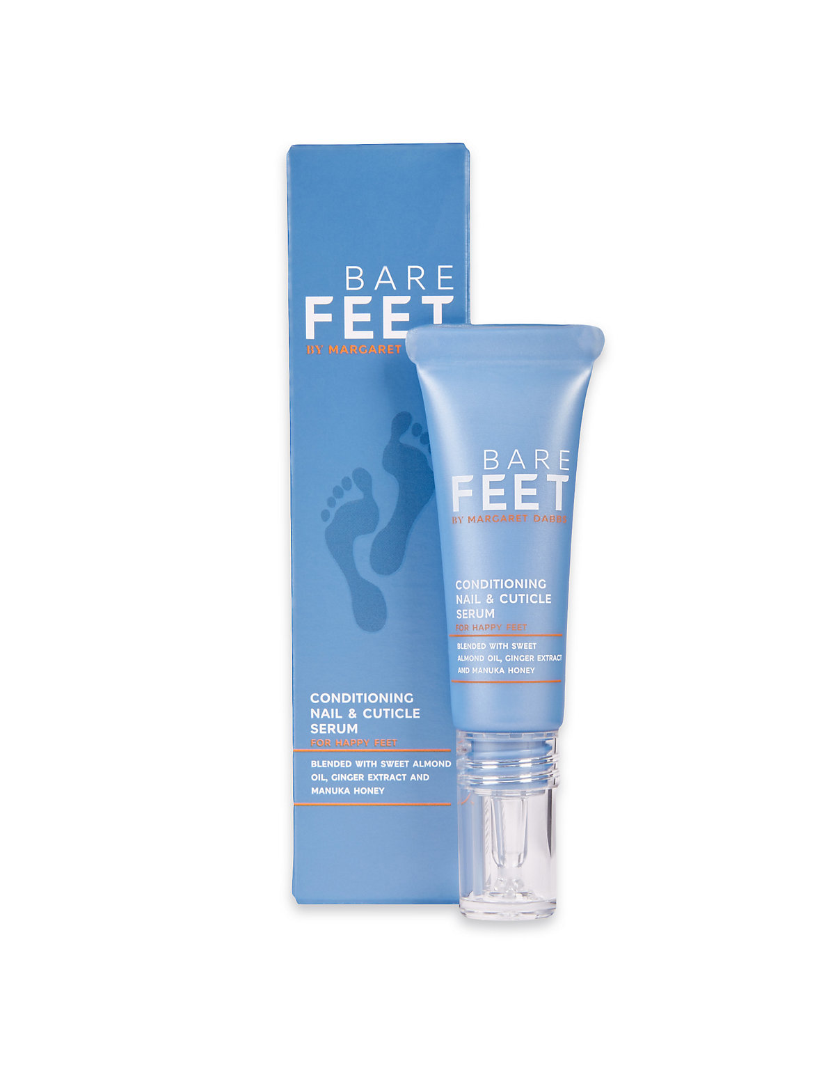 Bare Feet by Margaret Dabbs Conditioning Nail & Cuticle Serum for Happy Feet 7ml