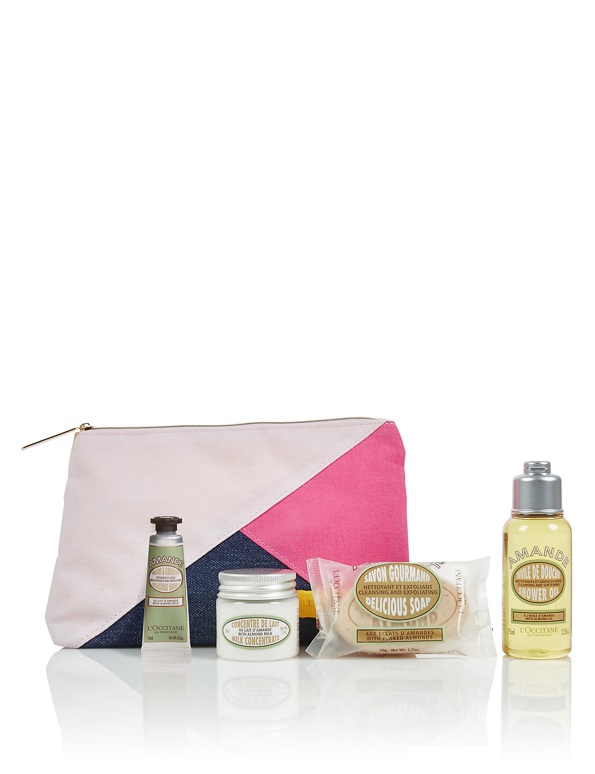 L'Occitane Almond Discovery Collection 2017