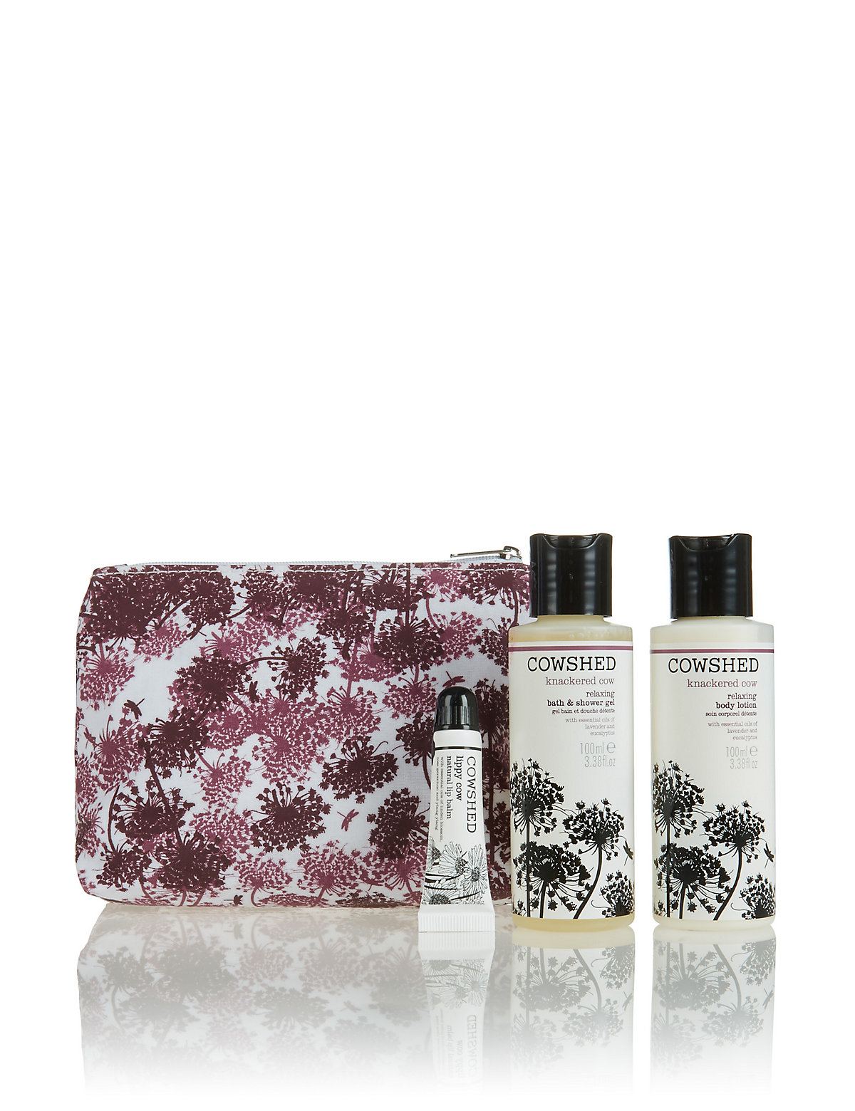 Cowshed Relaxing Essentials Set