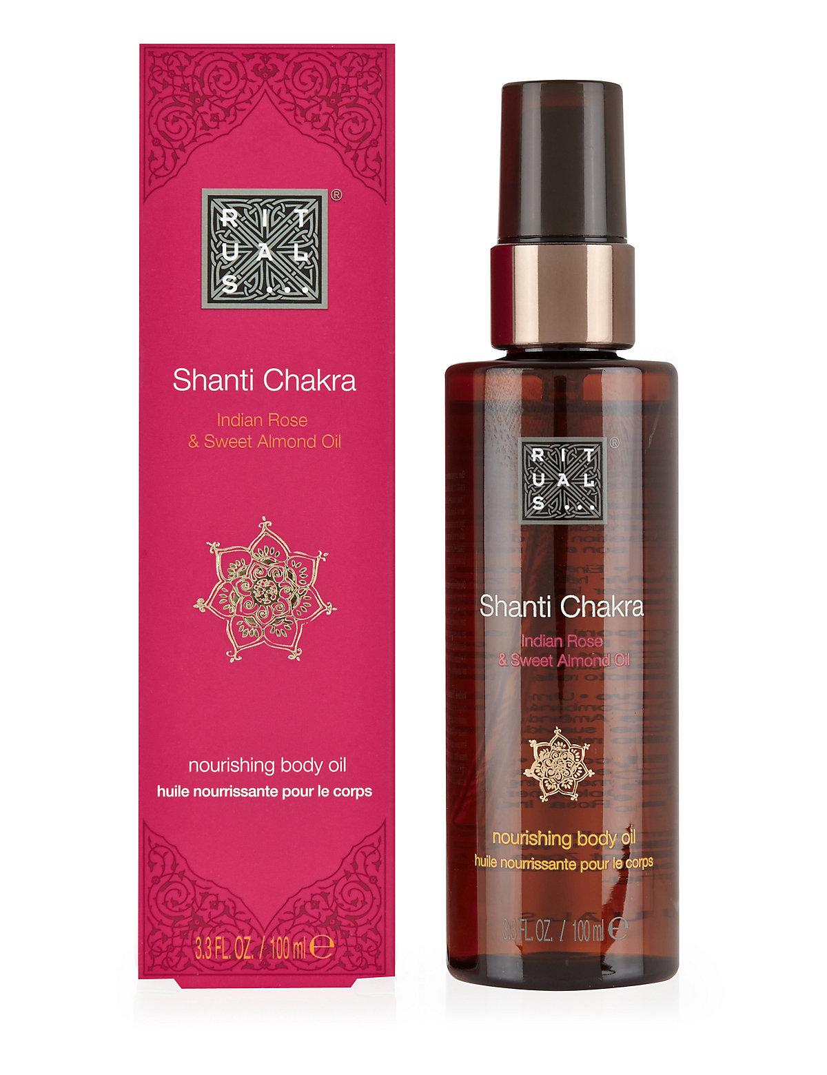 Shanti Chakra Body Oil 100ml