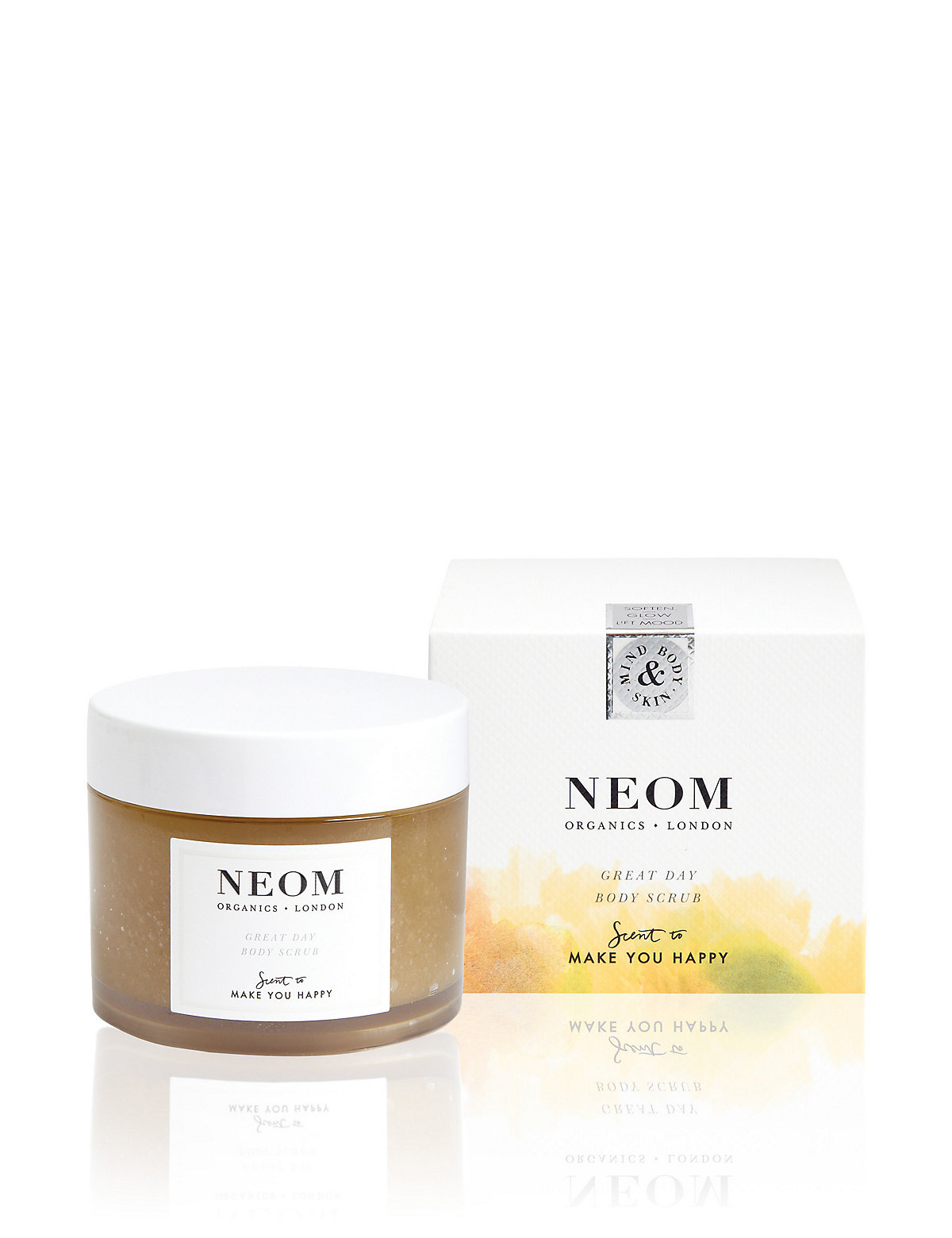 Neom Great Day Body Scrub 332g