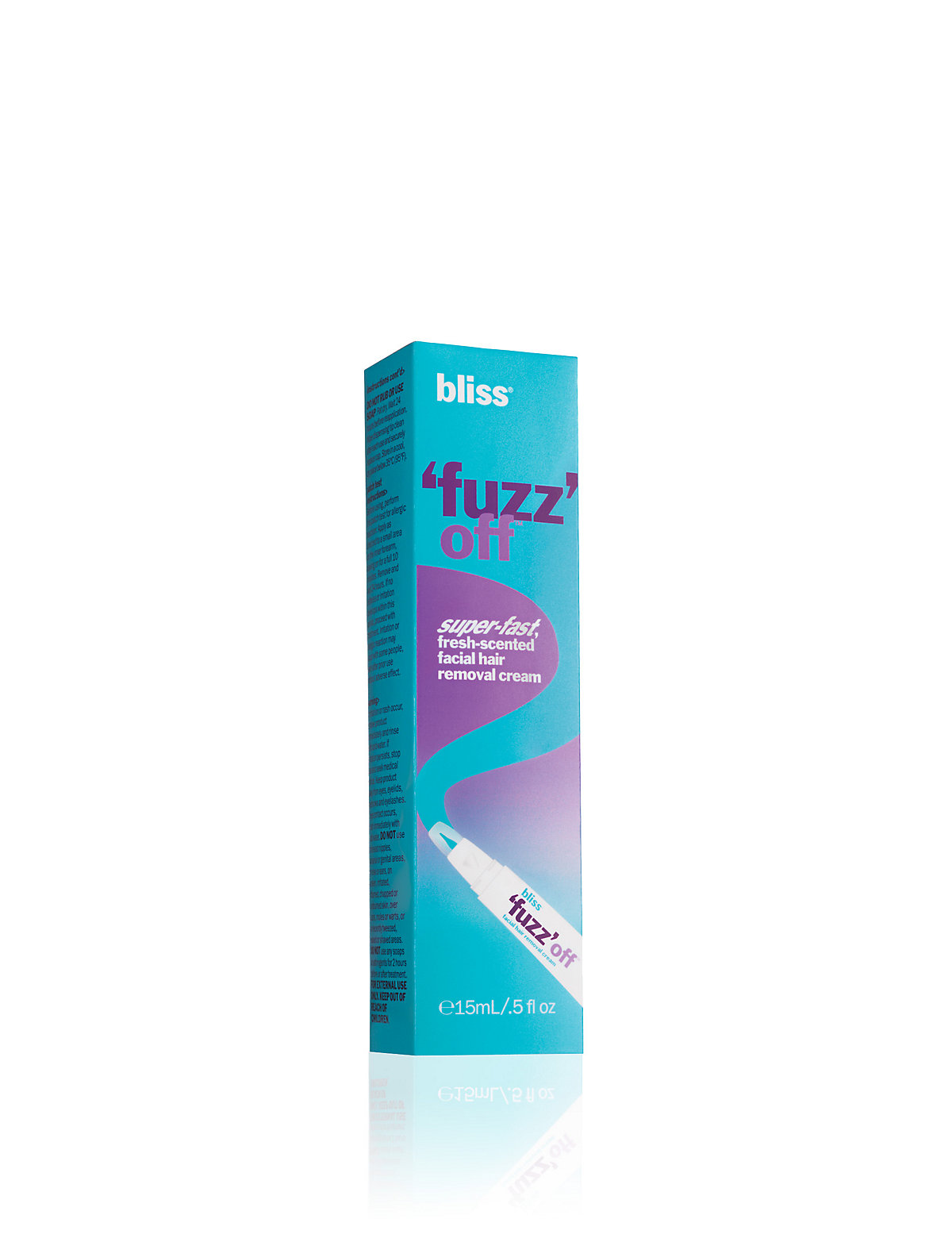 bliss FuzzOff Facial Hair Removal Cream 15ml