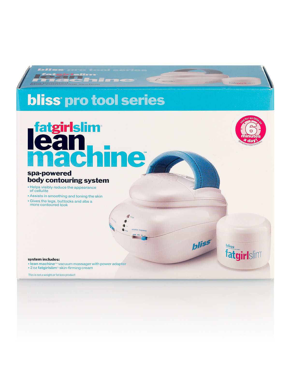 bliss Fatgirlslim Lean Machine Contouring System