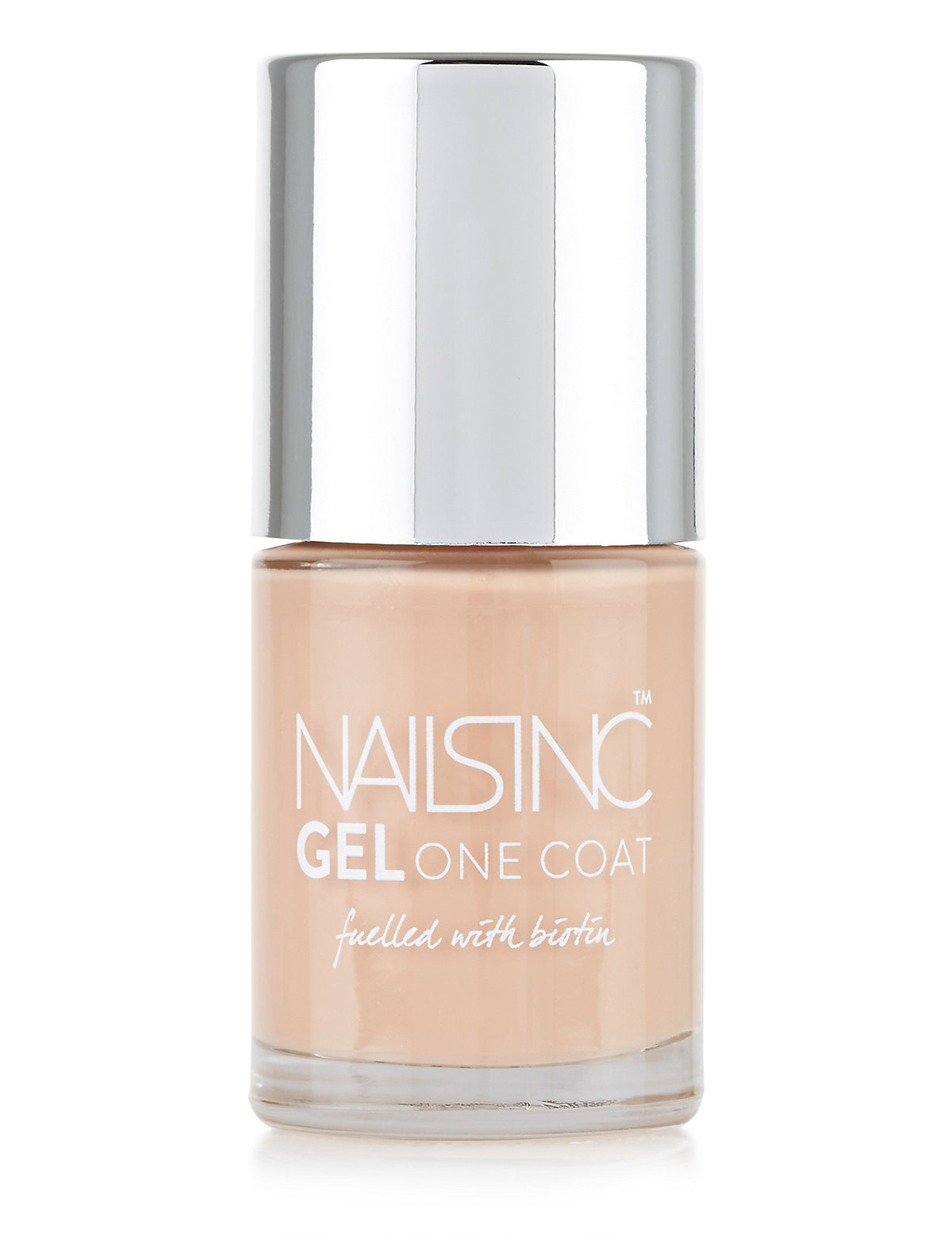 Nails Inc. One Coat Gel Nail Polish 10ml