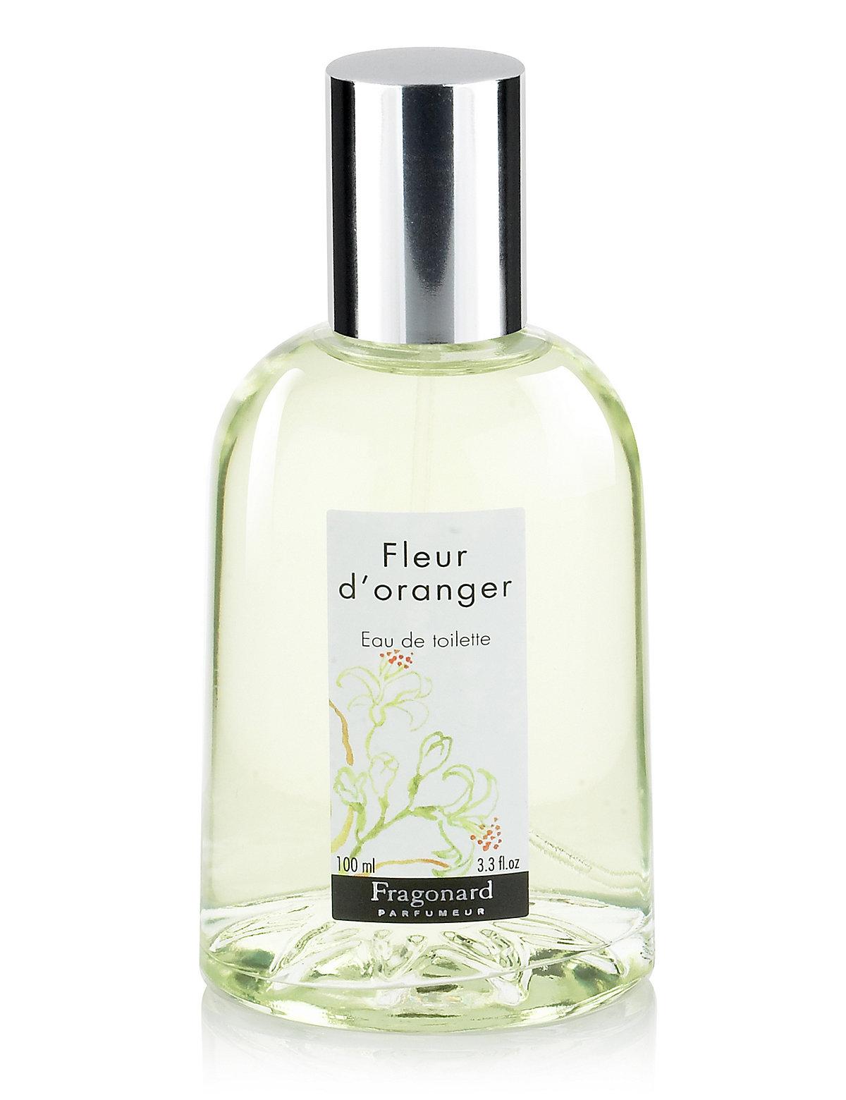 Fragonard Fleur d'Oranger Eau de Toilette 100ml