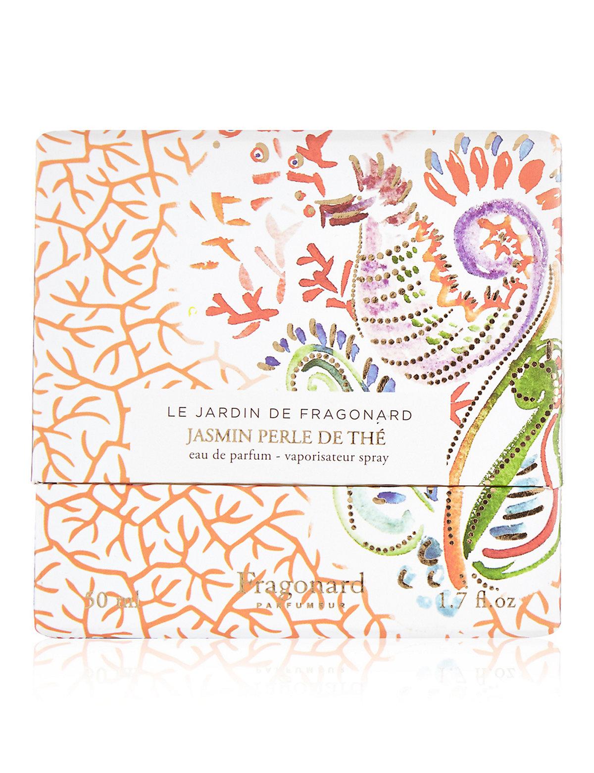Fragonard Jasmin-Perle de Thé Eau de Parfum 50ml