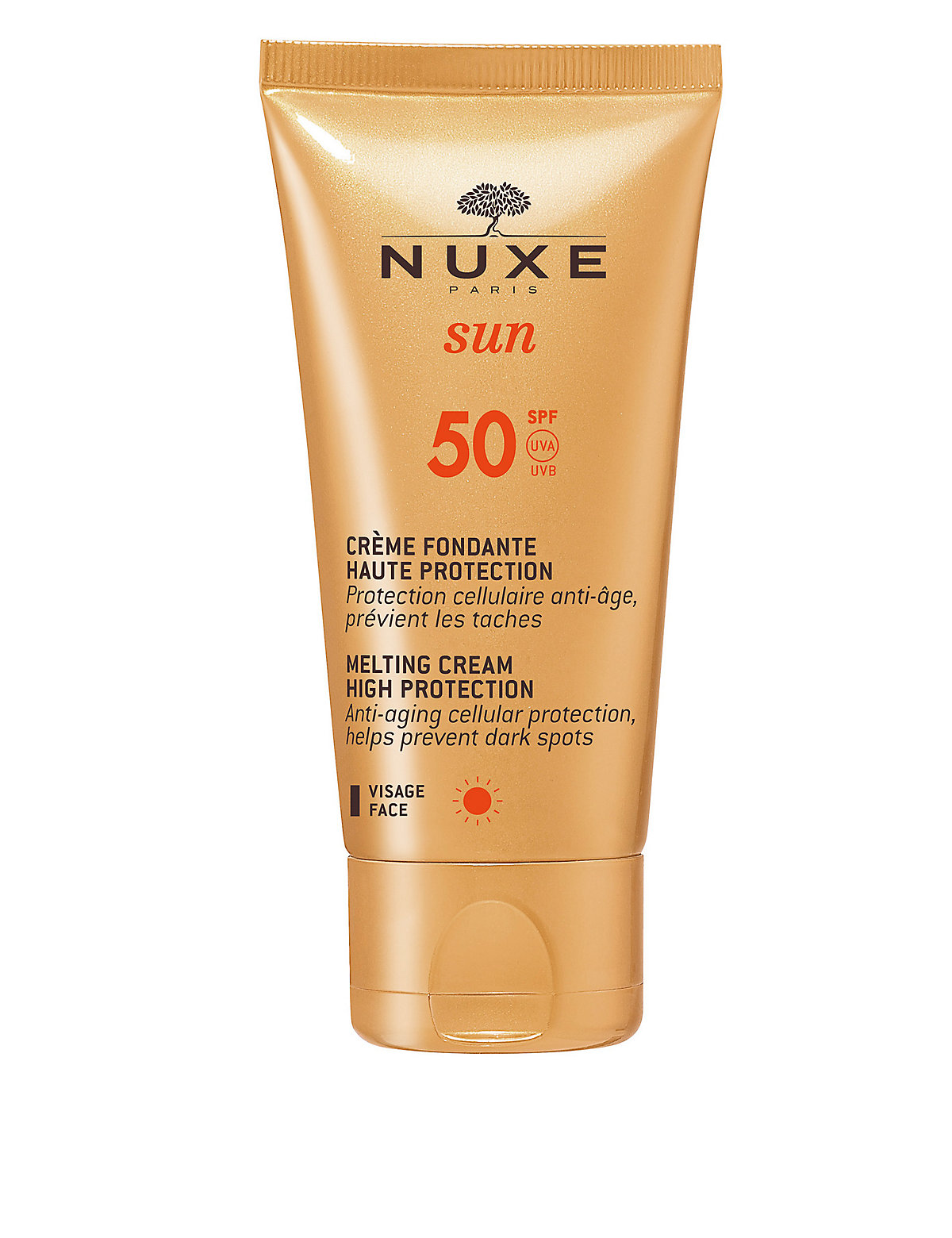 NUXE Delicious Cream For Face SPF 50 50ml