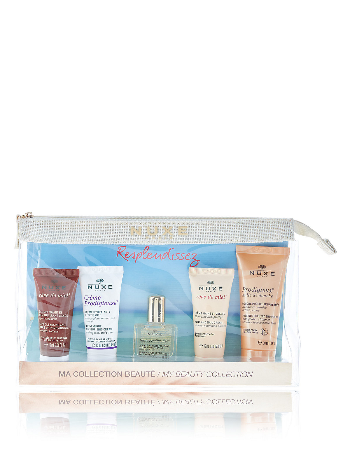 NUXE Travel Kit 2017