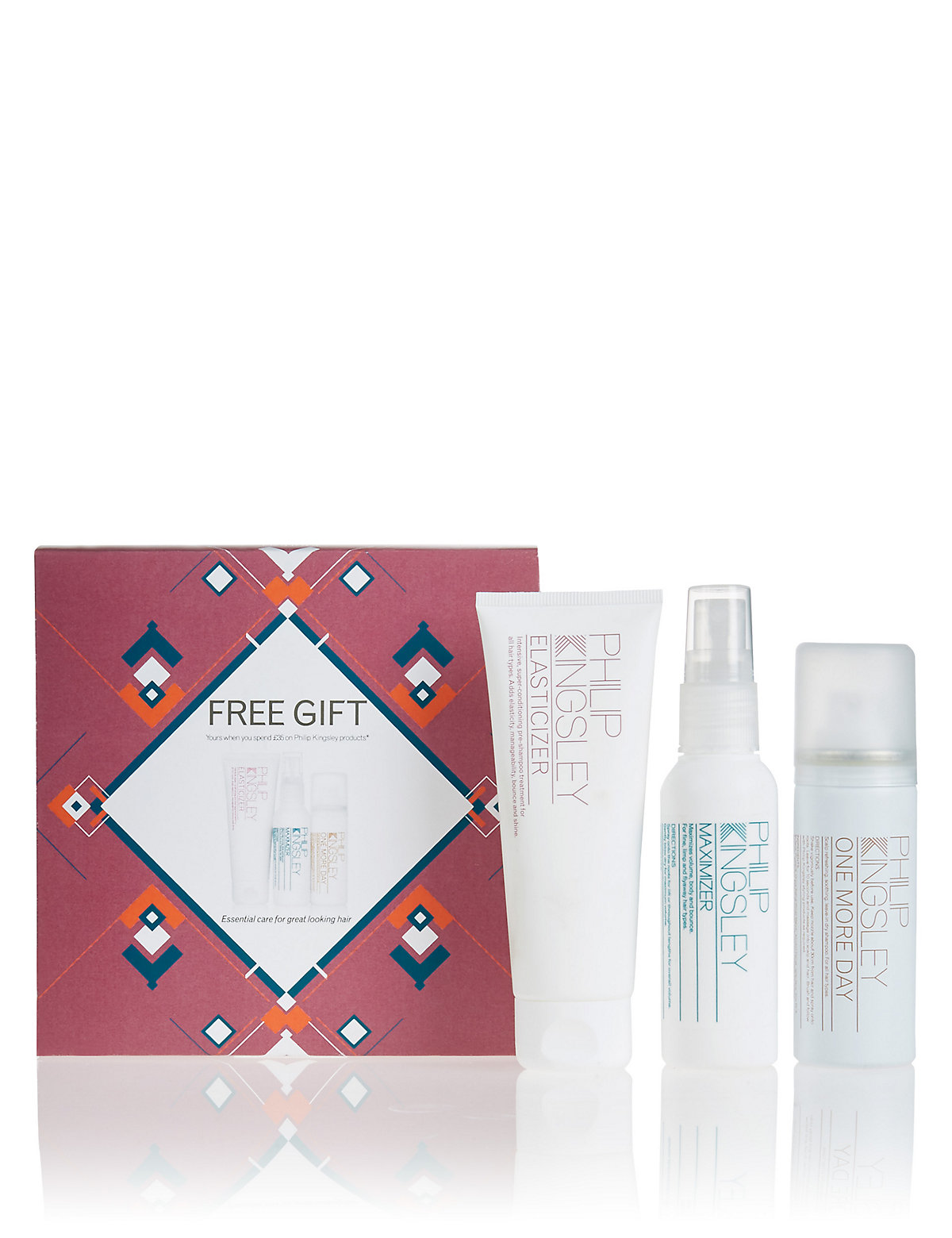 Philip Kingsley Free Gift Essential Care Set for Great Looking Hair