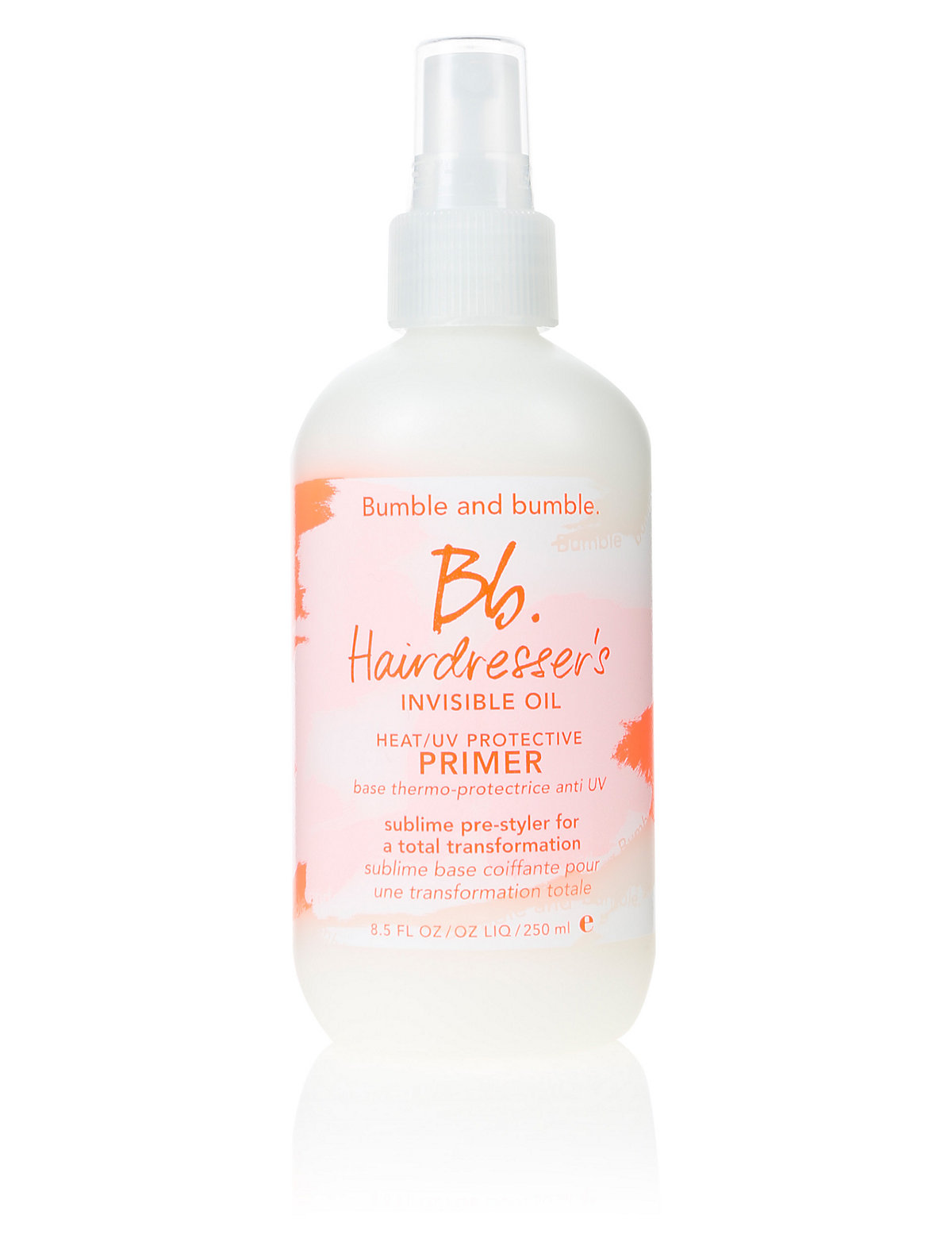 Bumble and bumble Hairdresser's Invisible Oil Primer 250ml