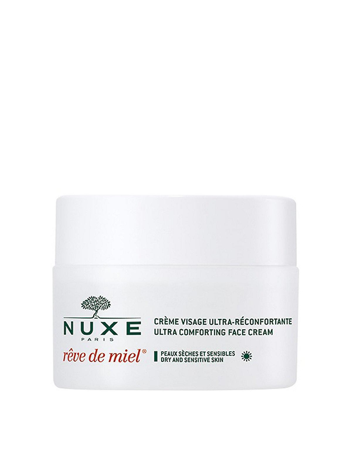 NUXE Rêve de Miel Ultra Comfort Face Day Cream 50ml