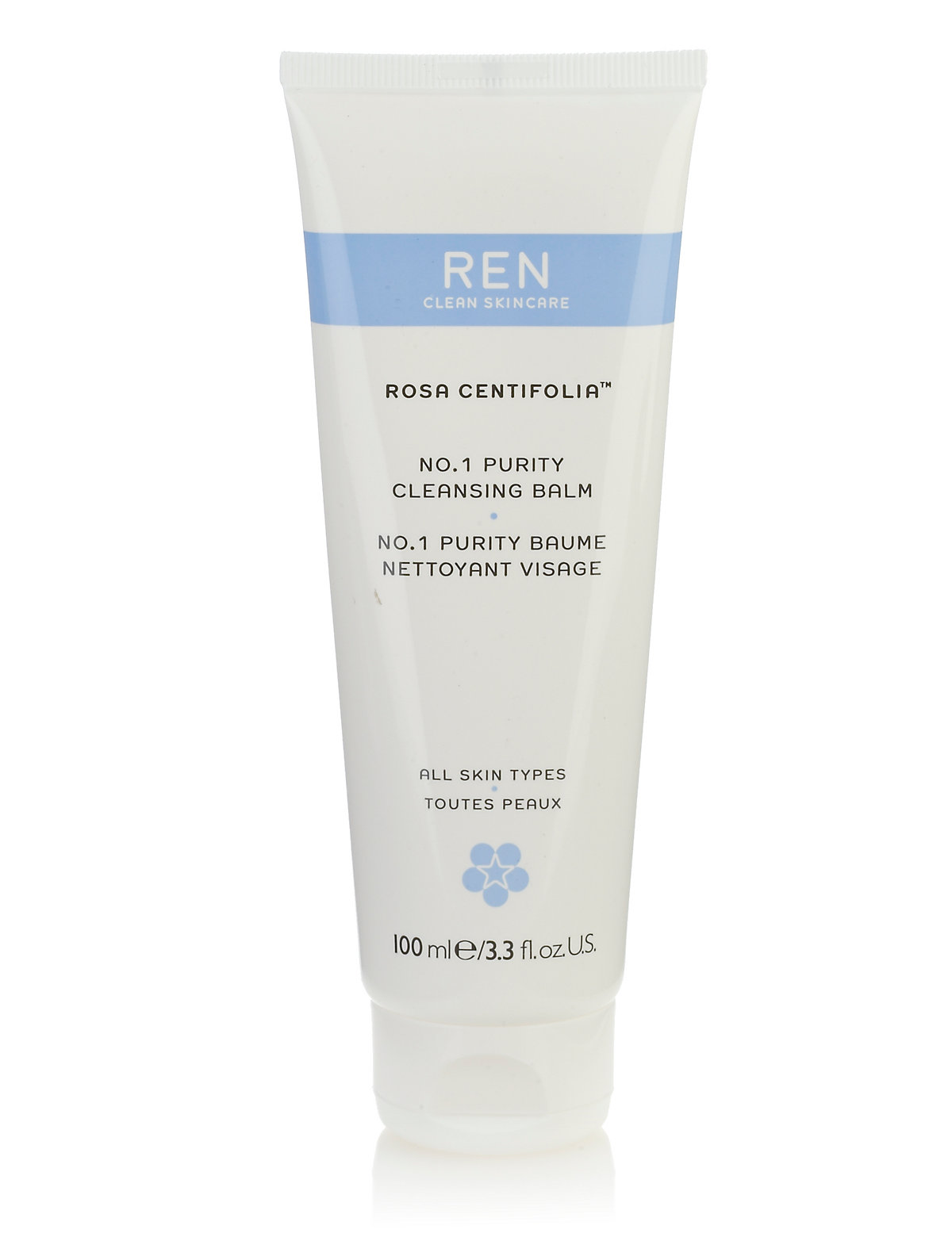 REN Rosa Centifolia No.1 Purity Cleansing Balm 100ml