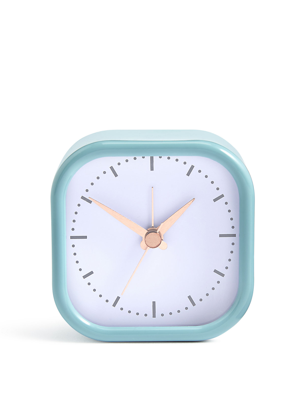 Image of LOFT Round Square Alarm Clock