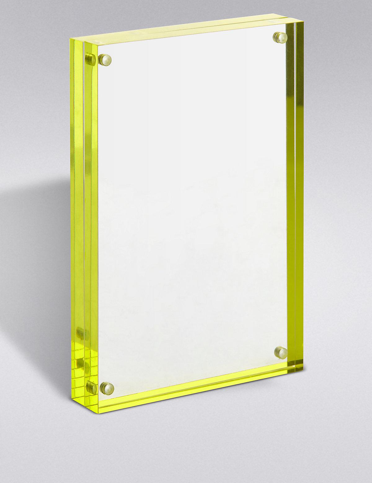 LOFT Acrylic Photo Frame 10 x 15cm (4 x 6inch)