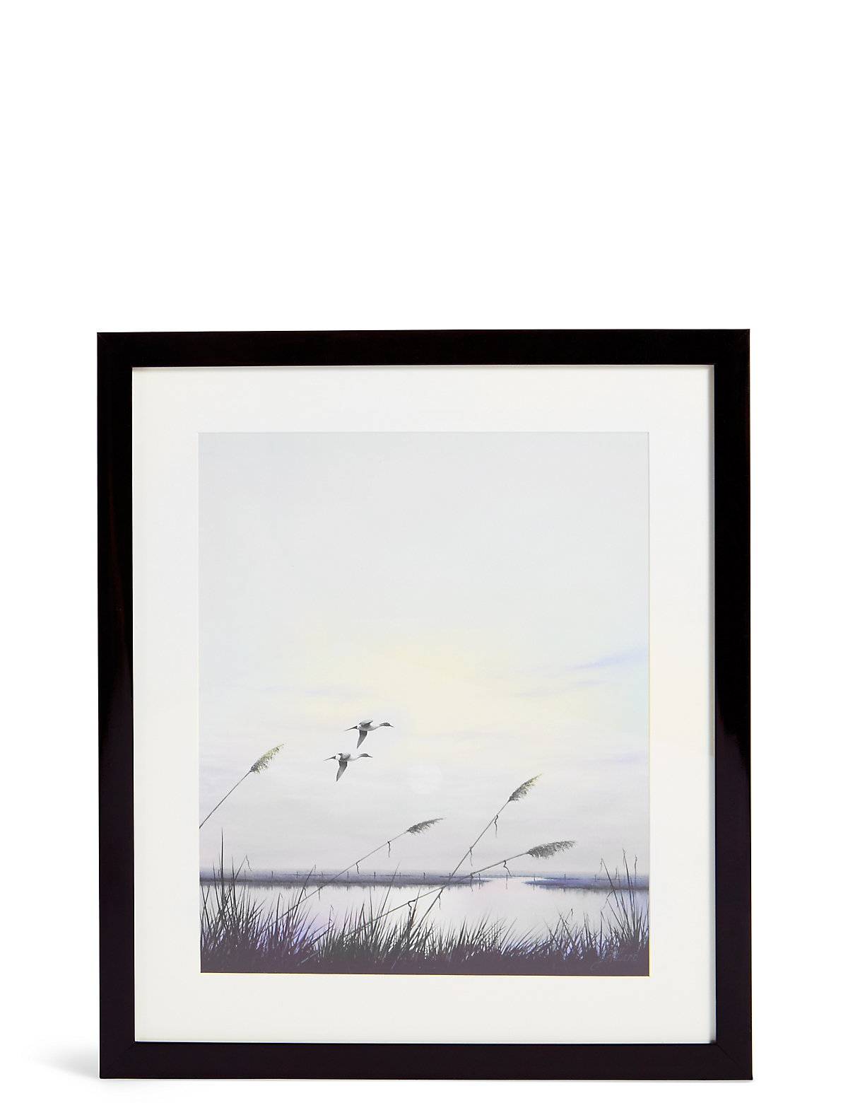 Afternoon Glow Seascape Wall Art