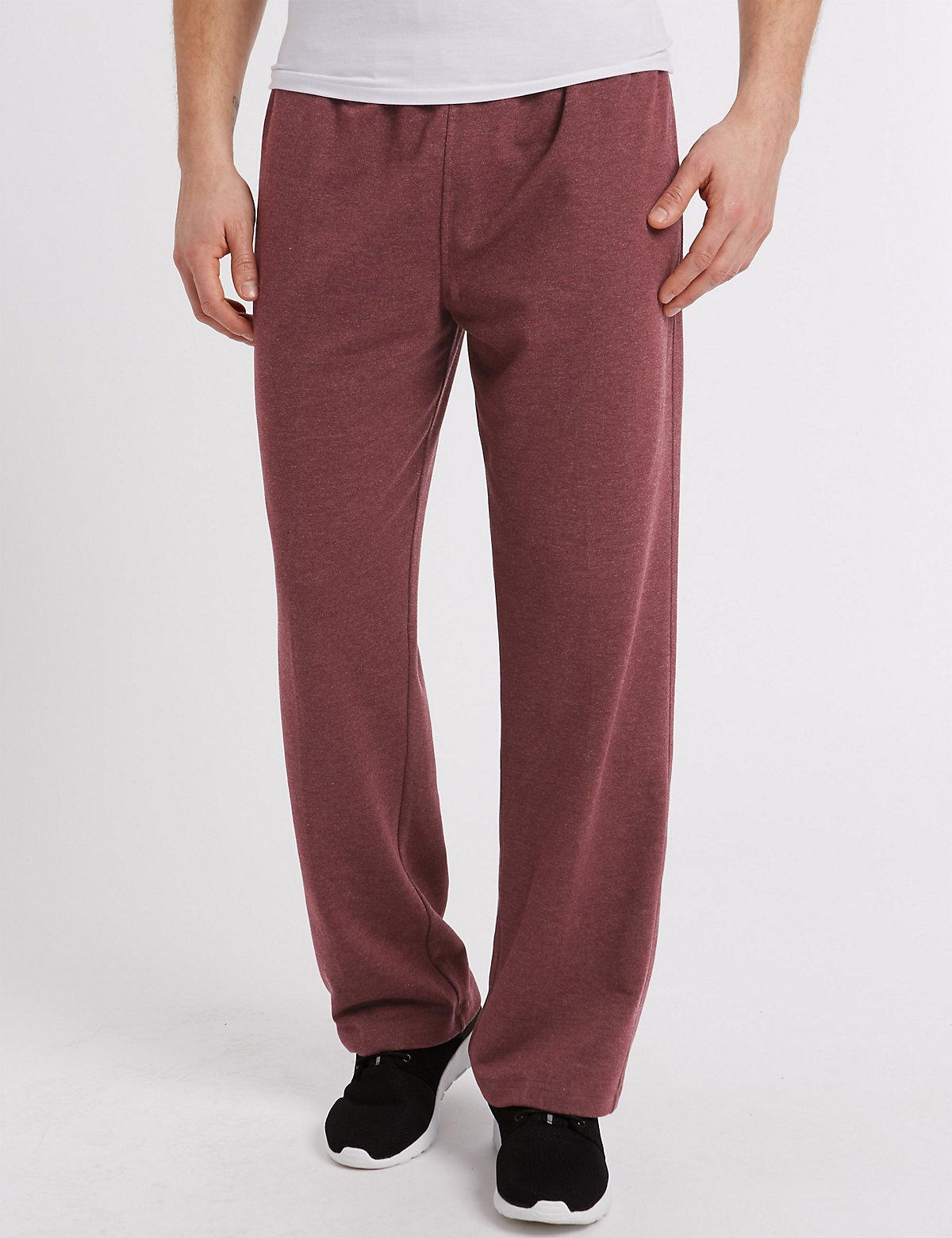 M&S Collection Cotton Rich Joggers