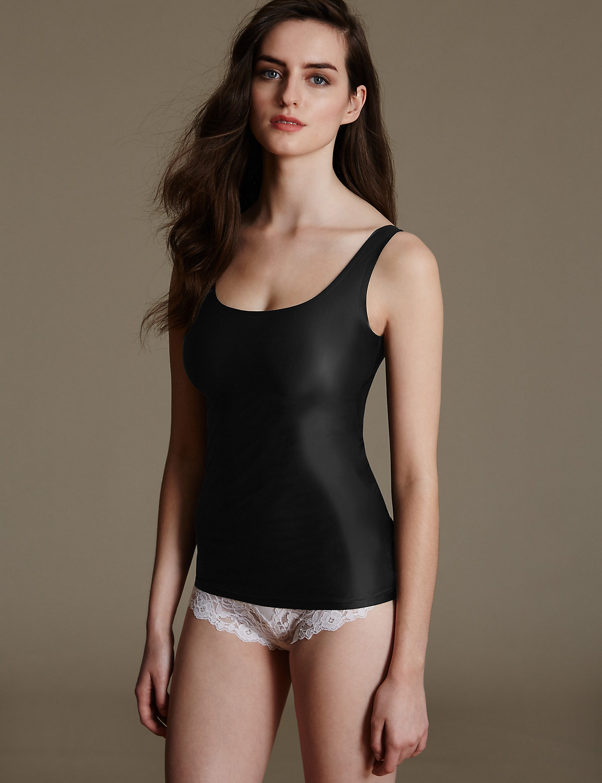 M&S Collection Light Control Sheer Shaping Vest