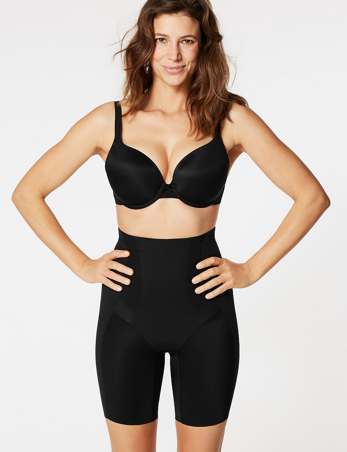 MS Collection Firm Control Waist Sculpt No VPL Cincher Marks and Spencer P22377619