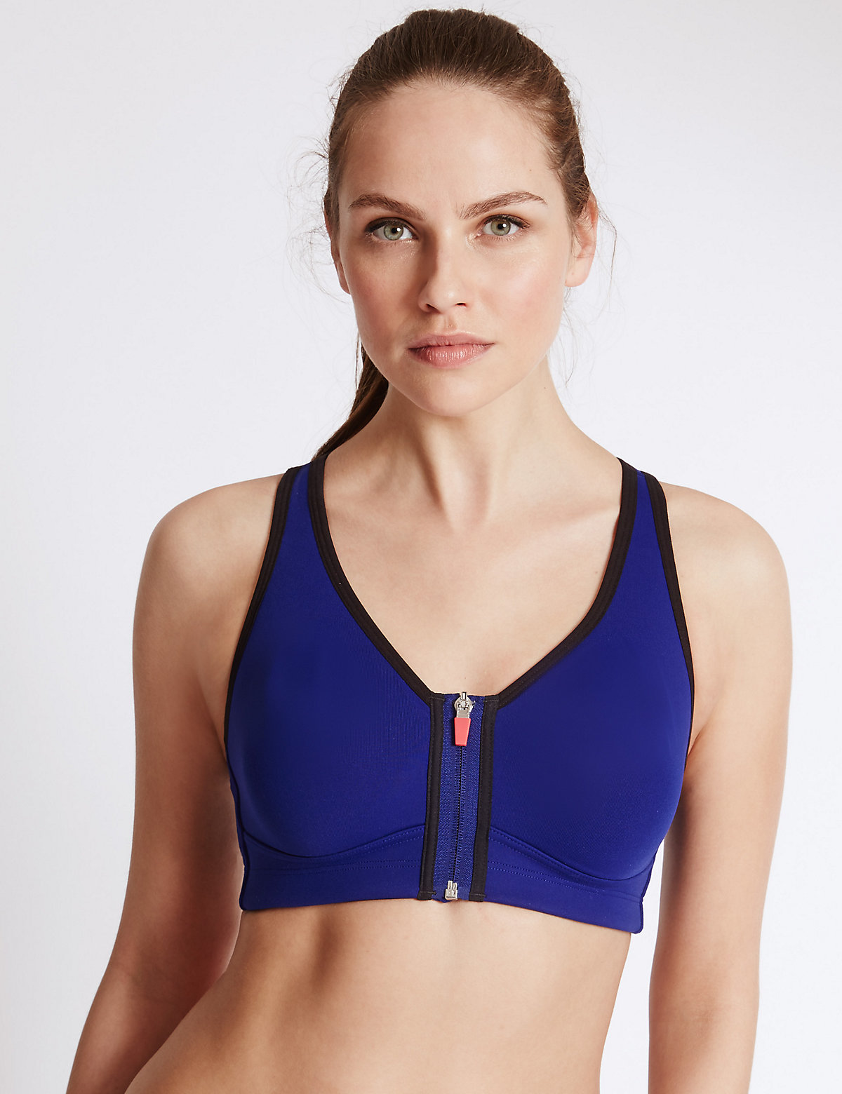 M&S Collection Extra High Impact NonPadded Sports Bra AG