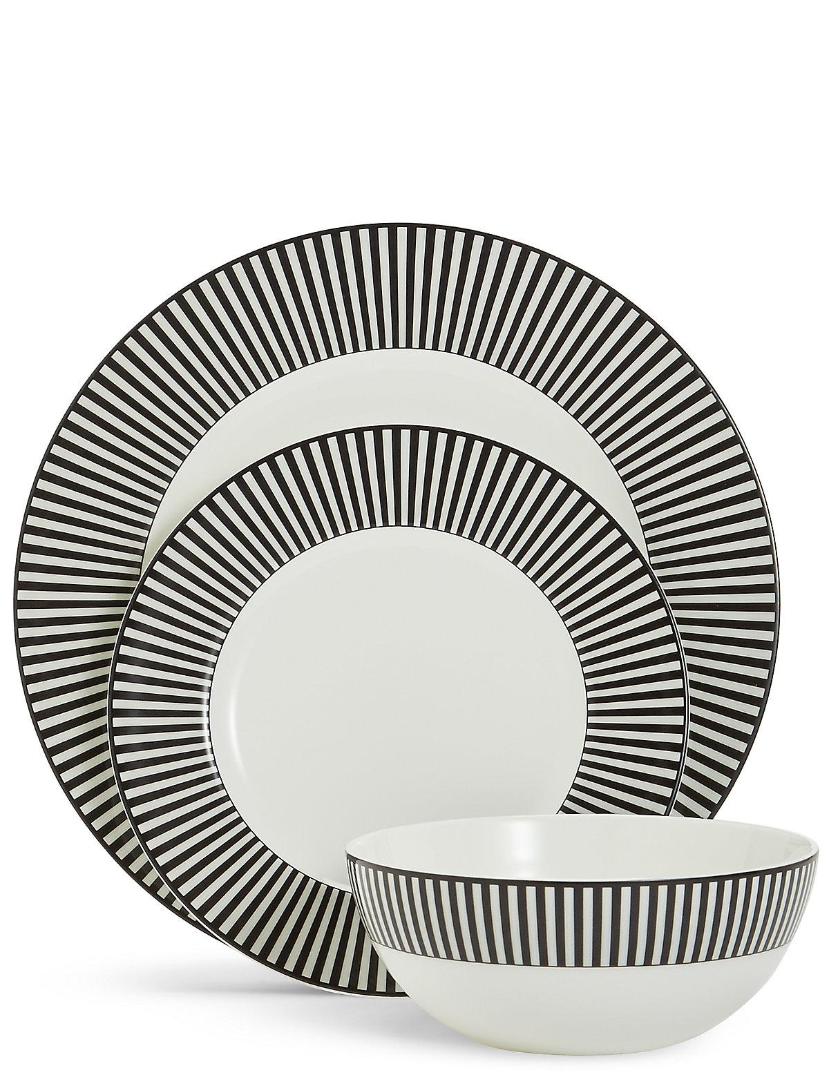 Image of 12 Piece Hampton Dinner Set