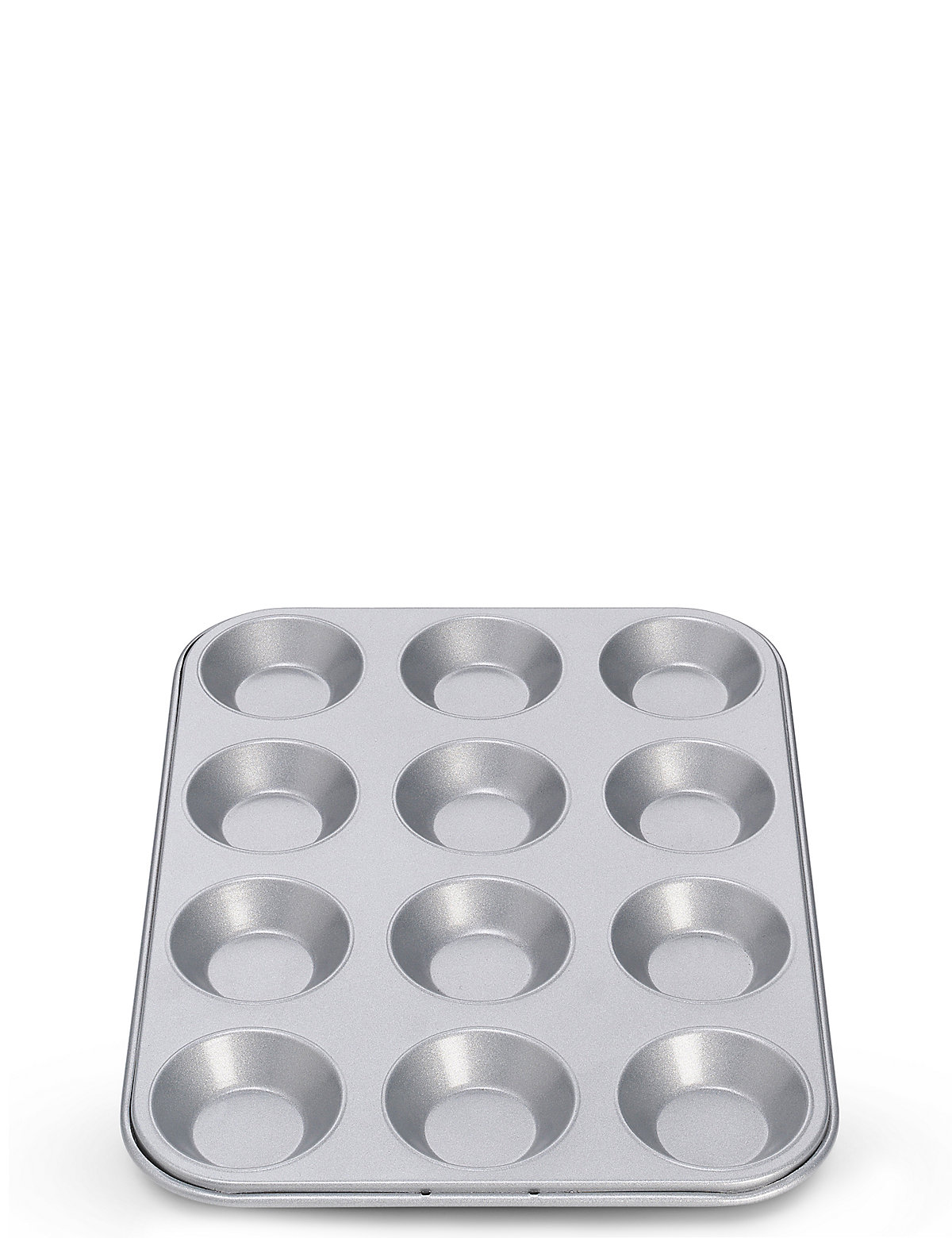 Image of 12 Cup Non-Stick Bun Tray