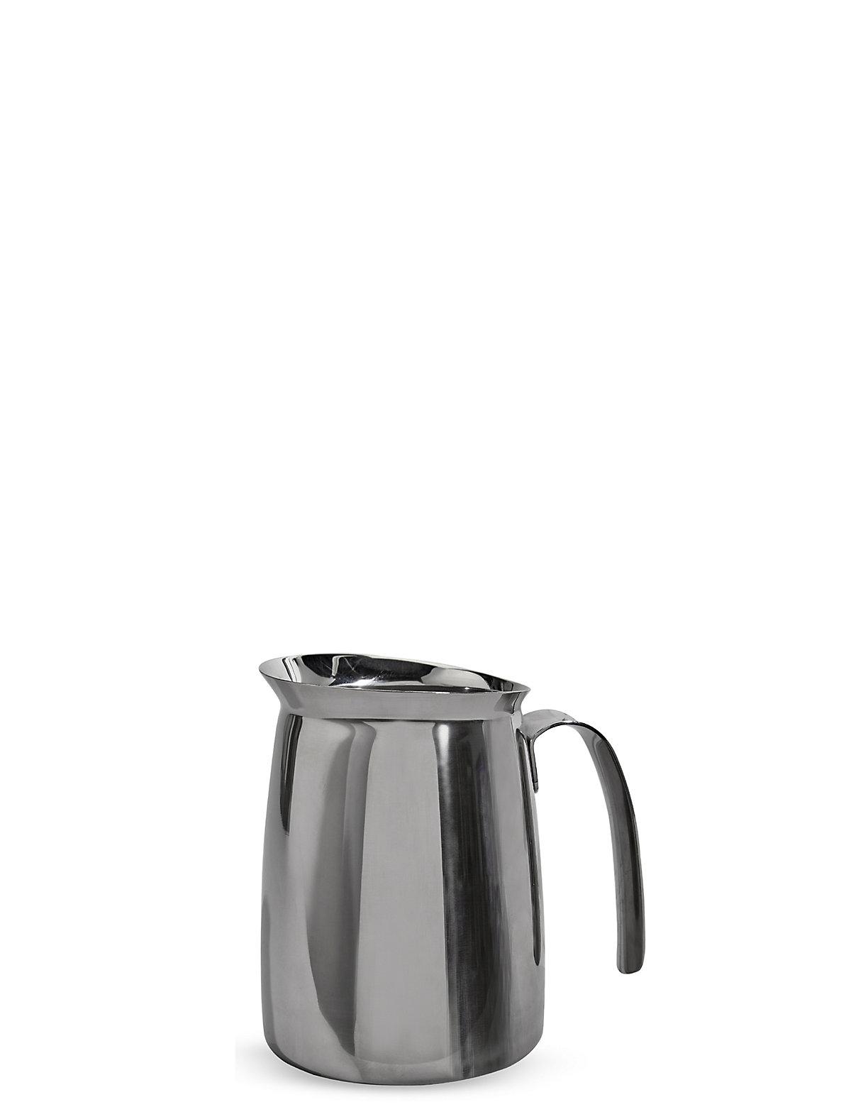 buy cheap steel milk jug compare kitchen prices for best. Black Bedroom Furniture Sets. Home Design Ideas