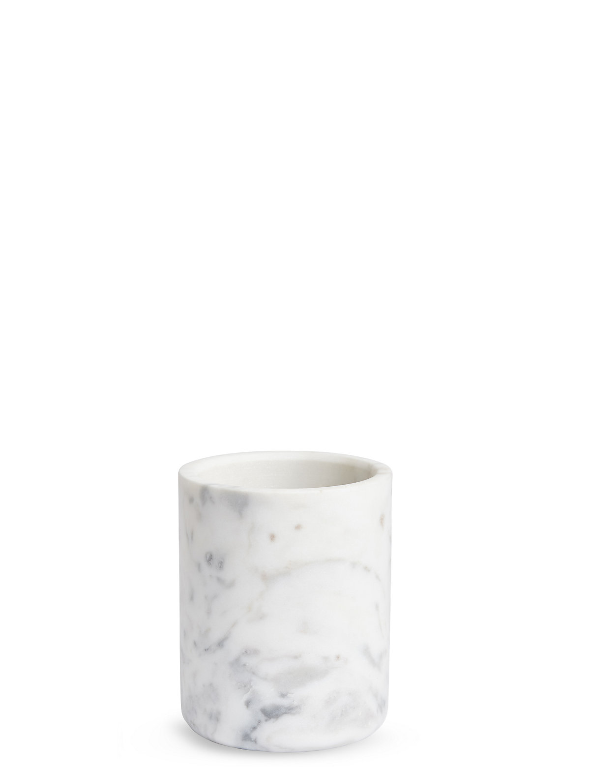M&S chef Chef Marble Utensil Pot