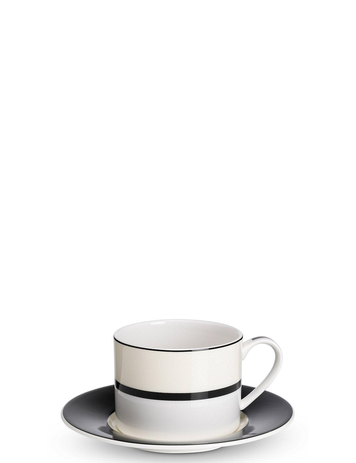 Manhattan Cup & Saucer Set