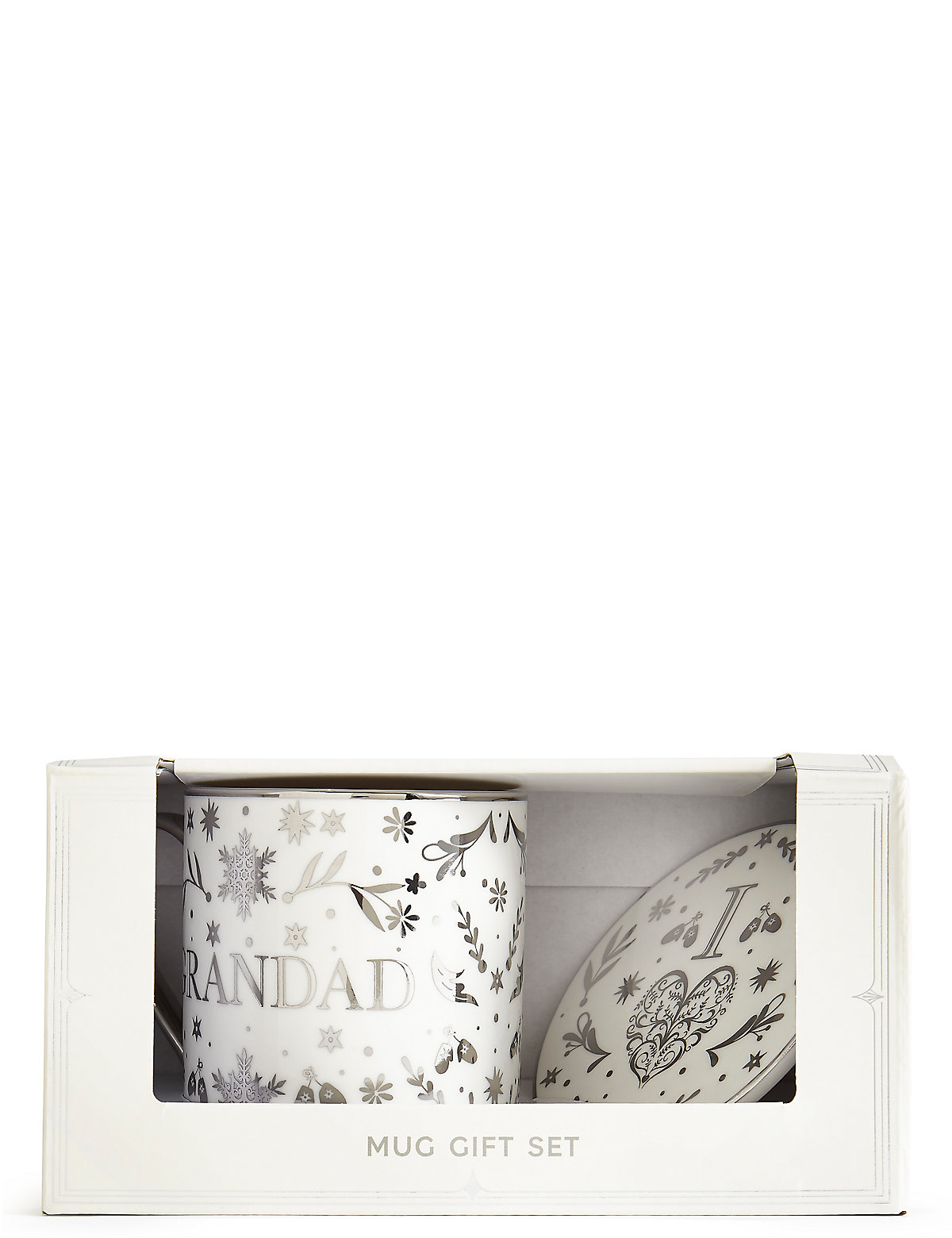 Grandad Mug & Coaster Gift Set