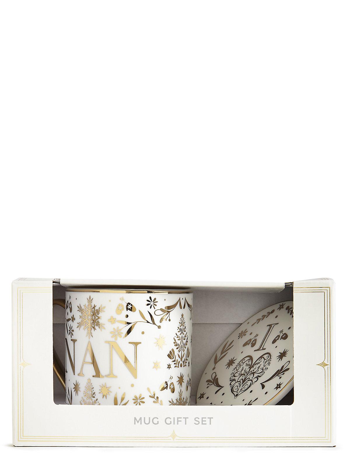Nan Mug & Coaster Gift Set