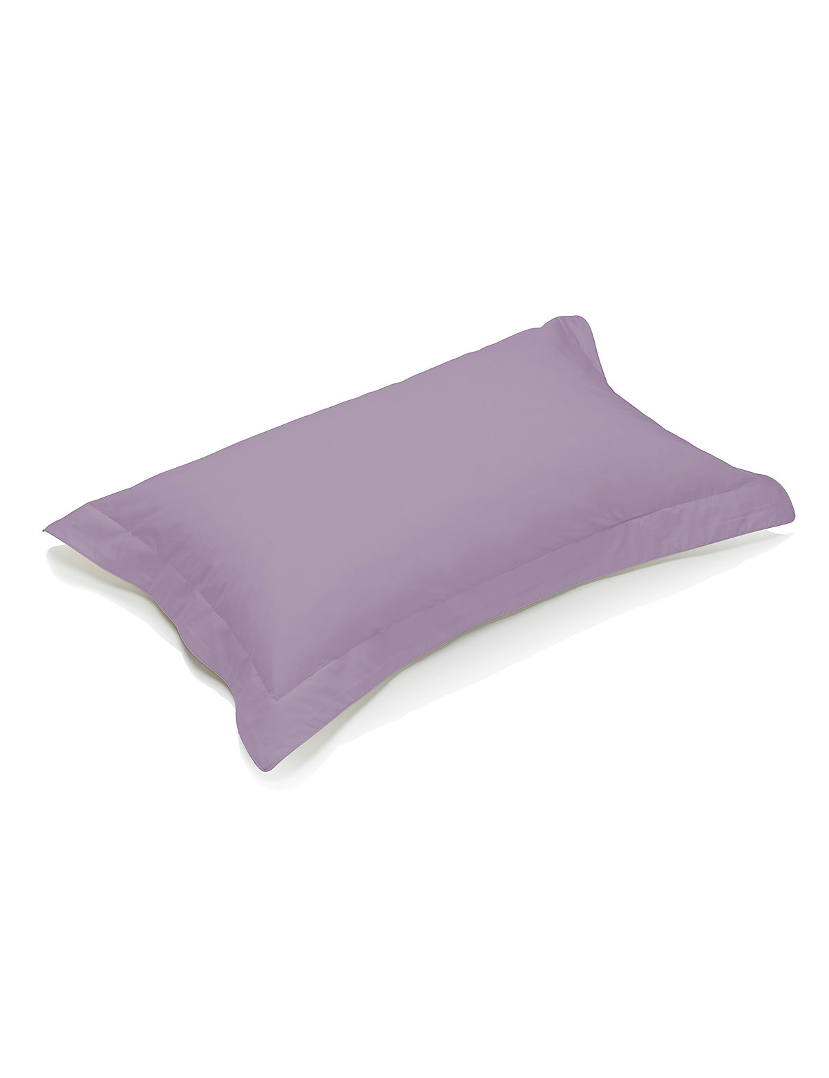 Pure Egyptian Cotton 230 Thread Count Oxford Pillowcase with StayNEW