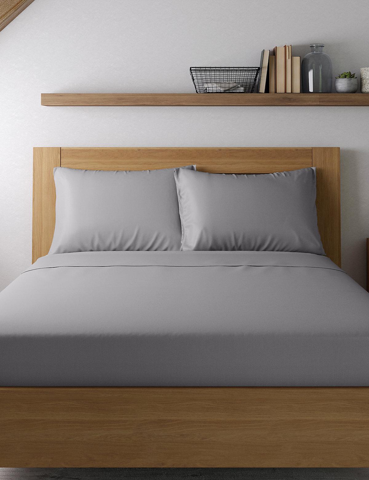 Sateen Housewife Pillowcase