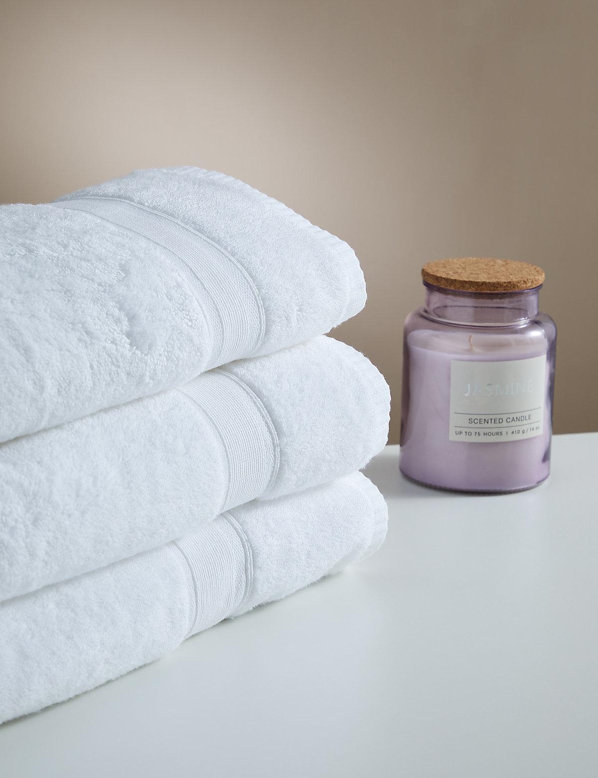 Supersoft Pure Cotton Towel