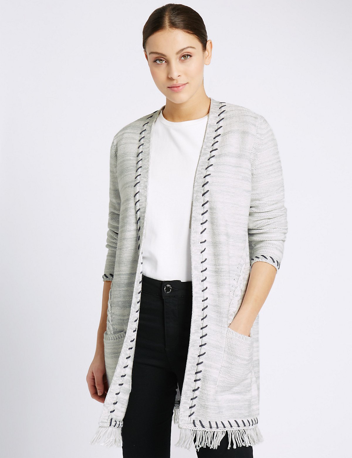 Per Una 2 Pocket Cardigan