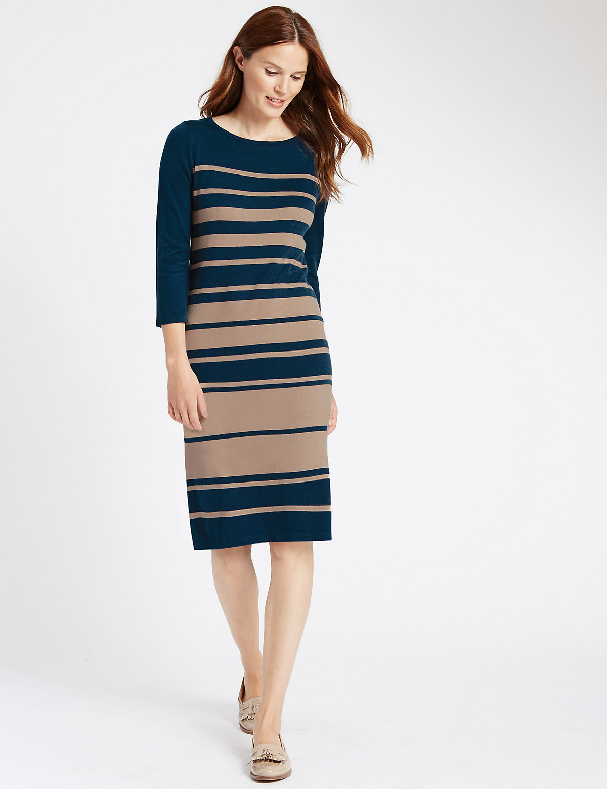 Classic Knitted Dress
