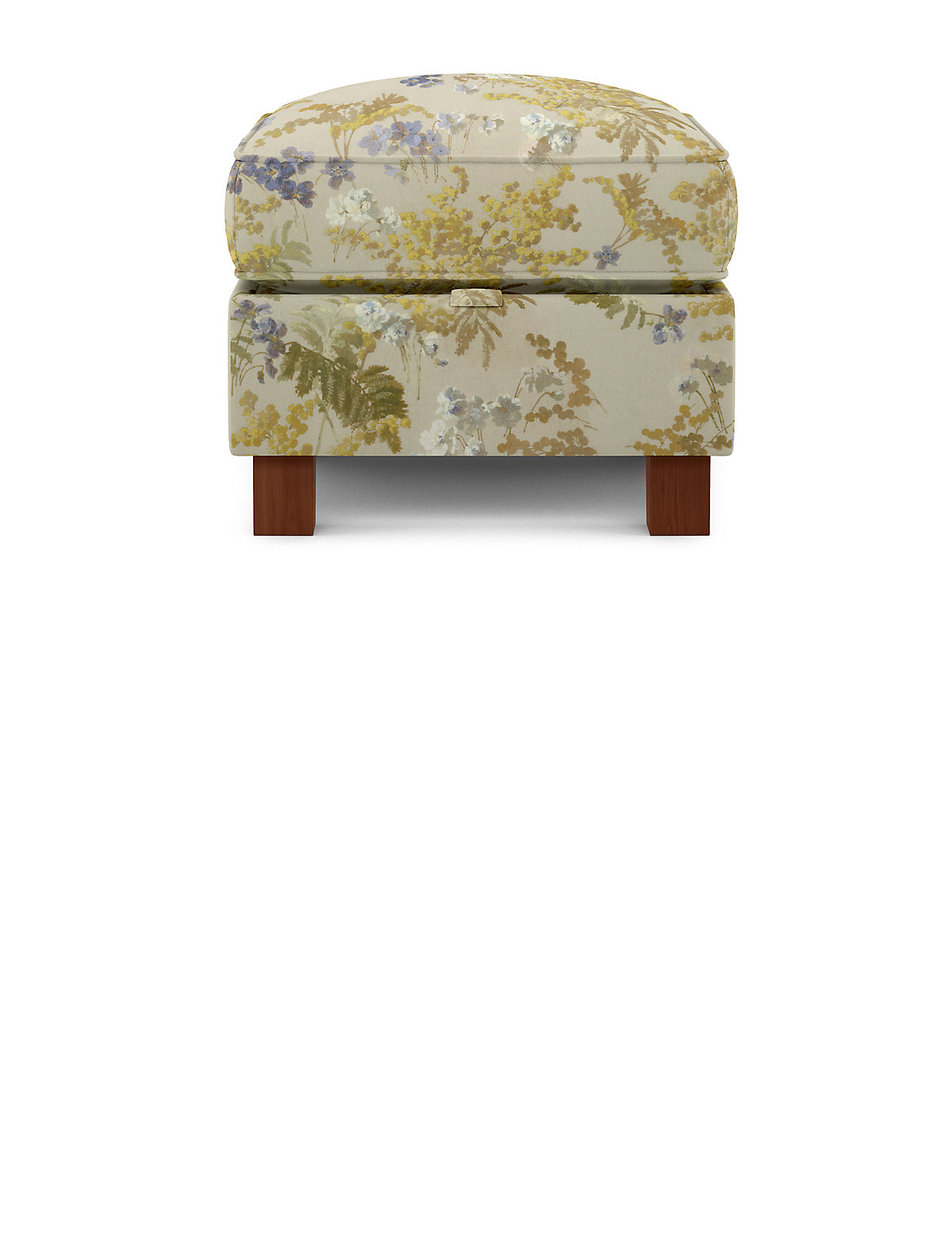 Small Storage Footstool.