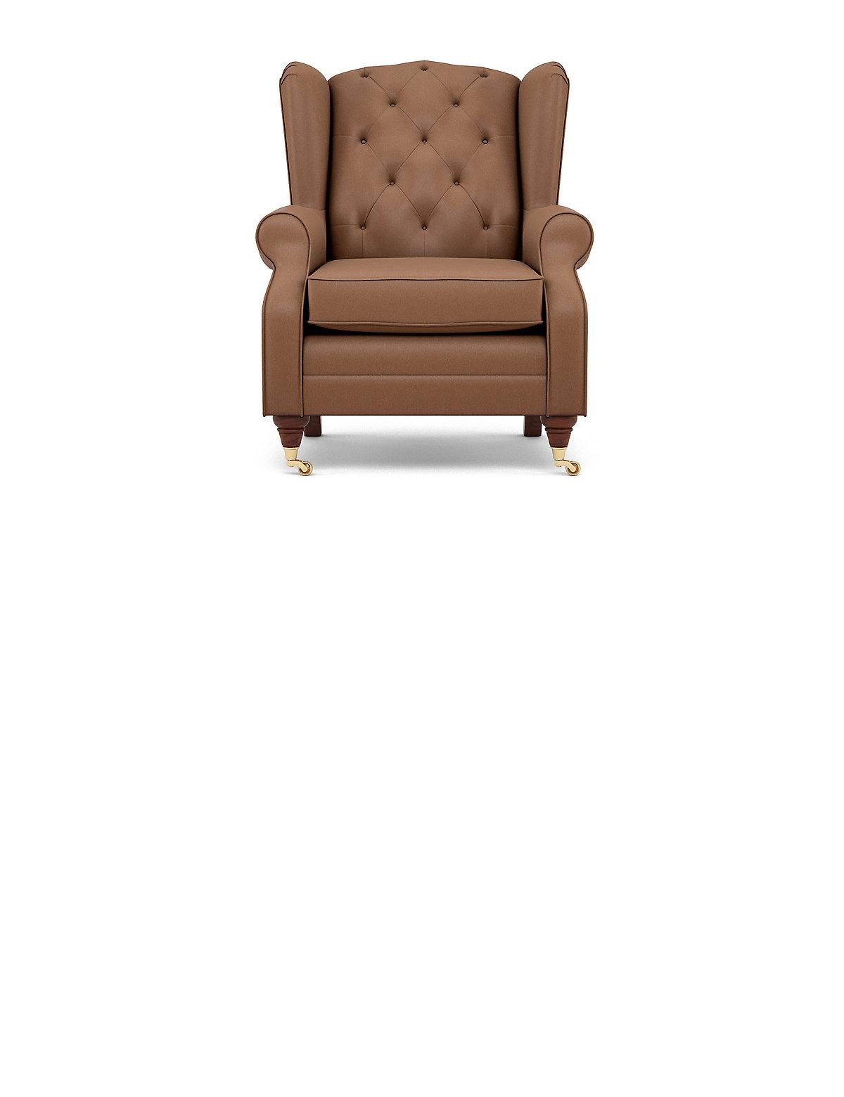 Highland Button Armchair