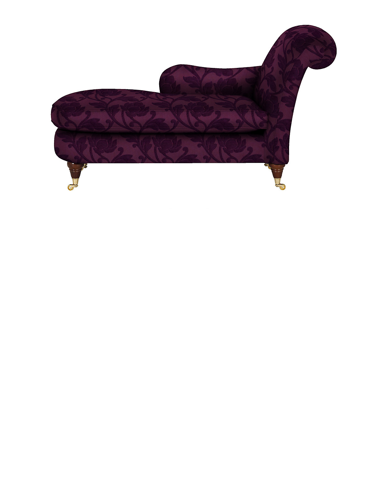 Classic chaise petite left hand arm for Chaise longue john lewis