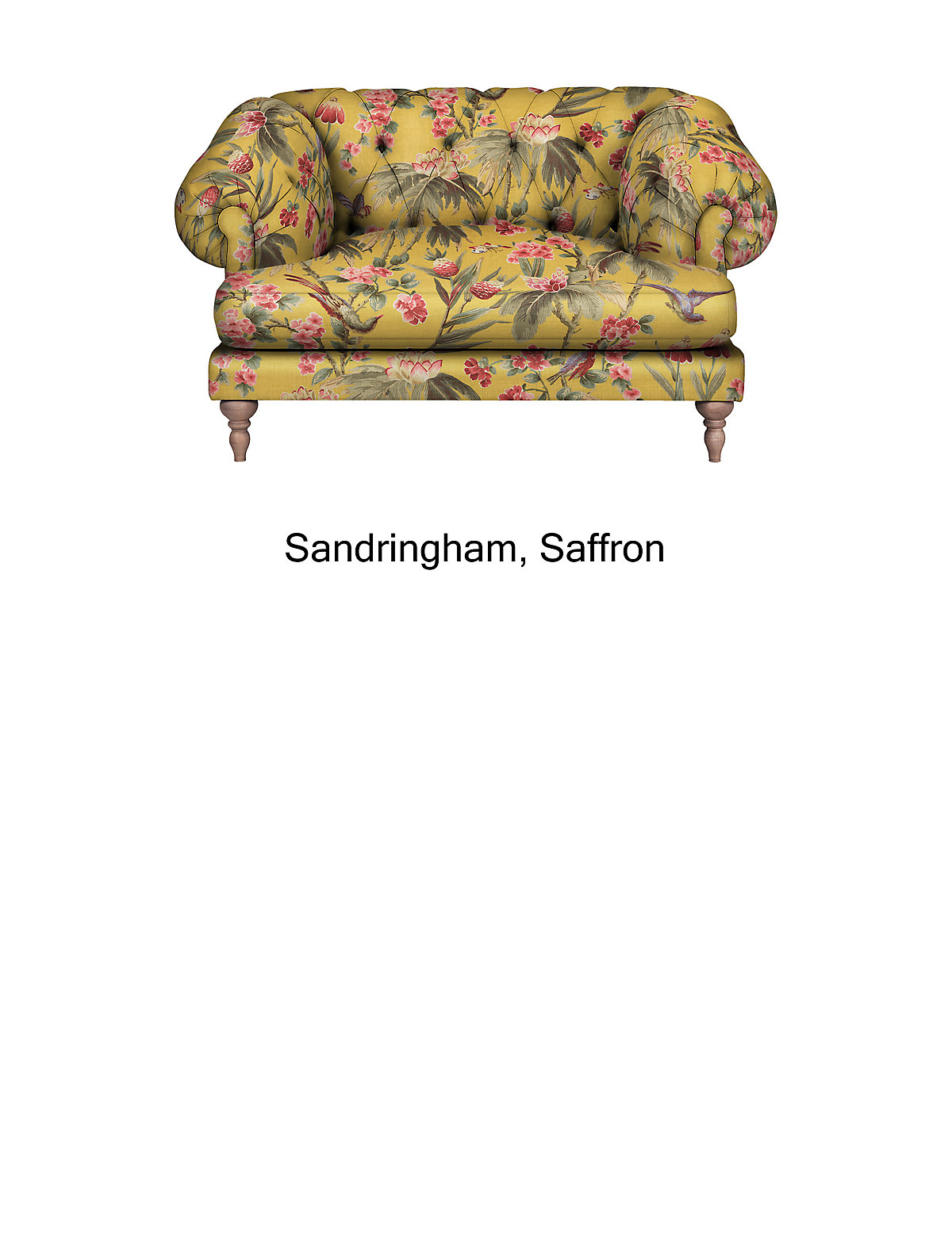 Brighton Loveseat