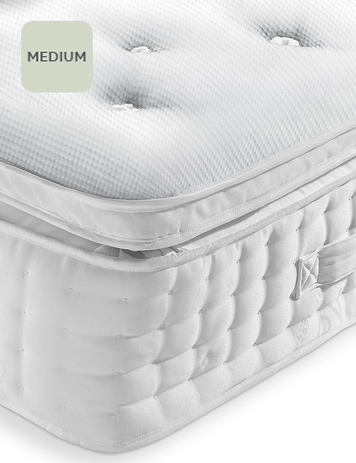Natural Latex 1500 Mattress