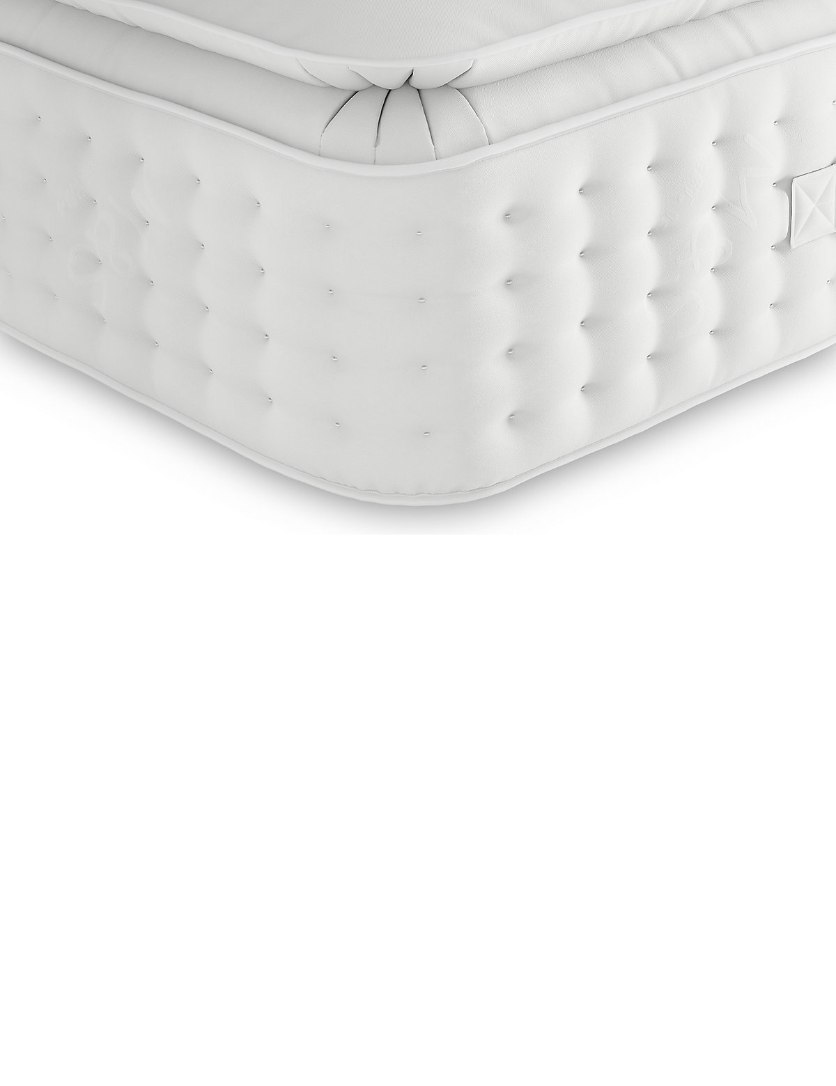 Pillowtop Cashmere & Merino Wool 2250 Mattress
