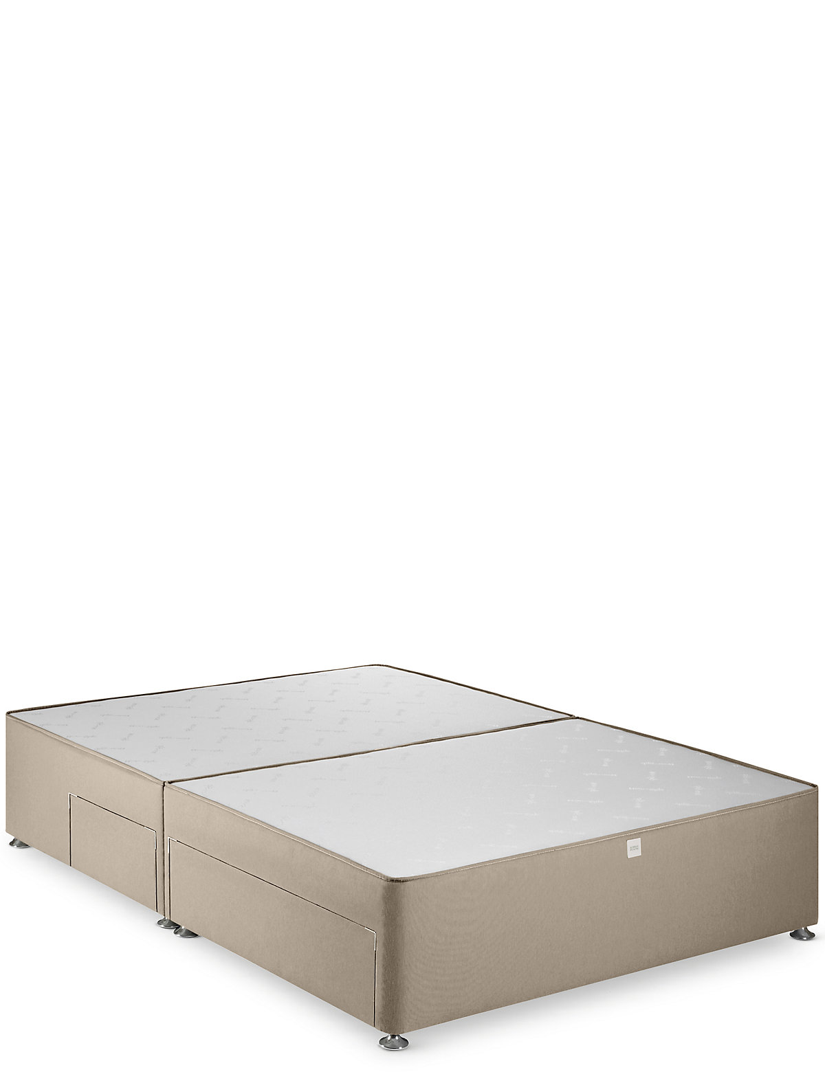 Classic Firm Top 2+2 Drawer Divan