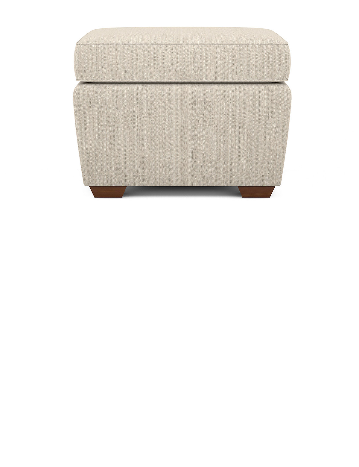 Nantucket Storage Footstool