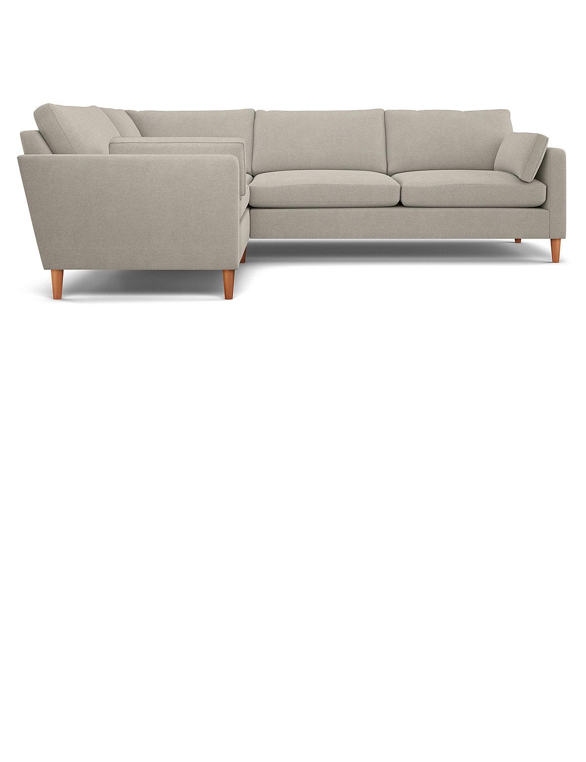 Hendrix Small Corner Sofa (Left- Hand)