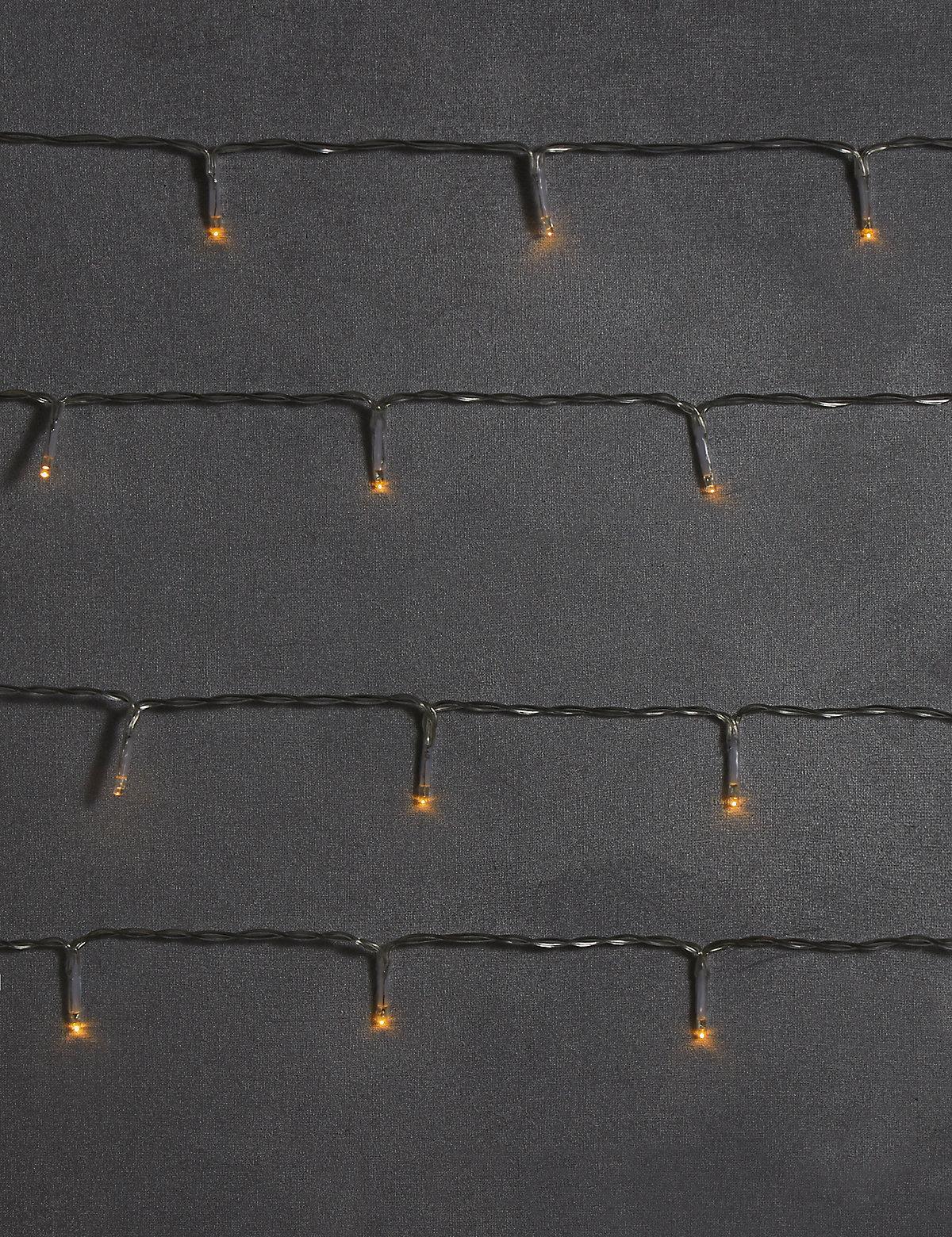 Image of 100 Warm White String Lights